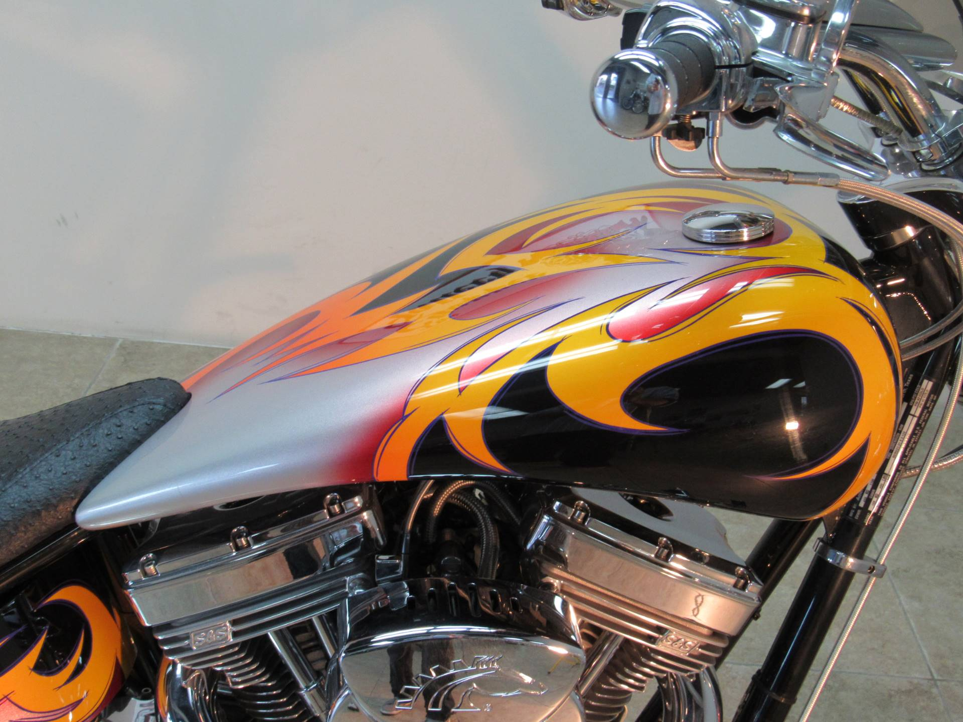 2007 American Ironhorse Outlaw® in Temecula, California - Photo 17