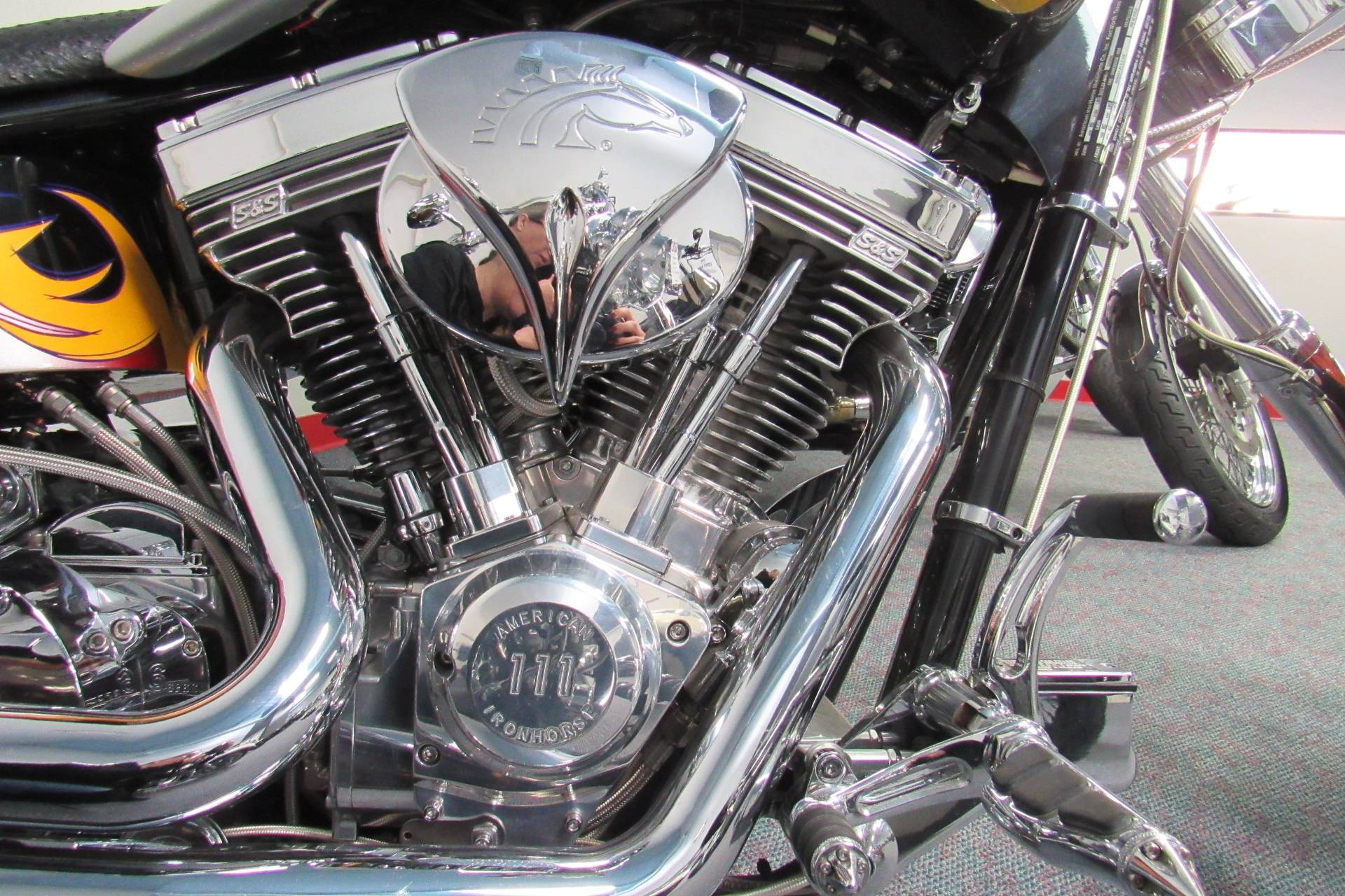 2007 American Ironhorse Outlaw® in Temecula, California - Photo 13