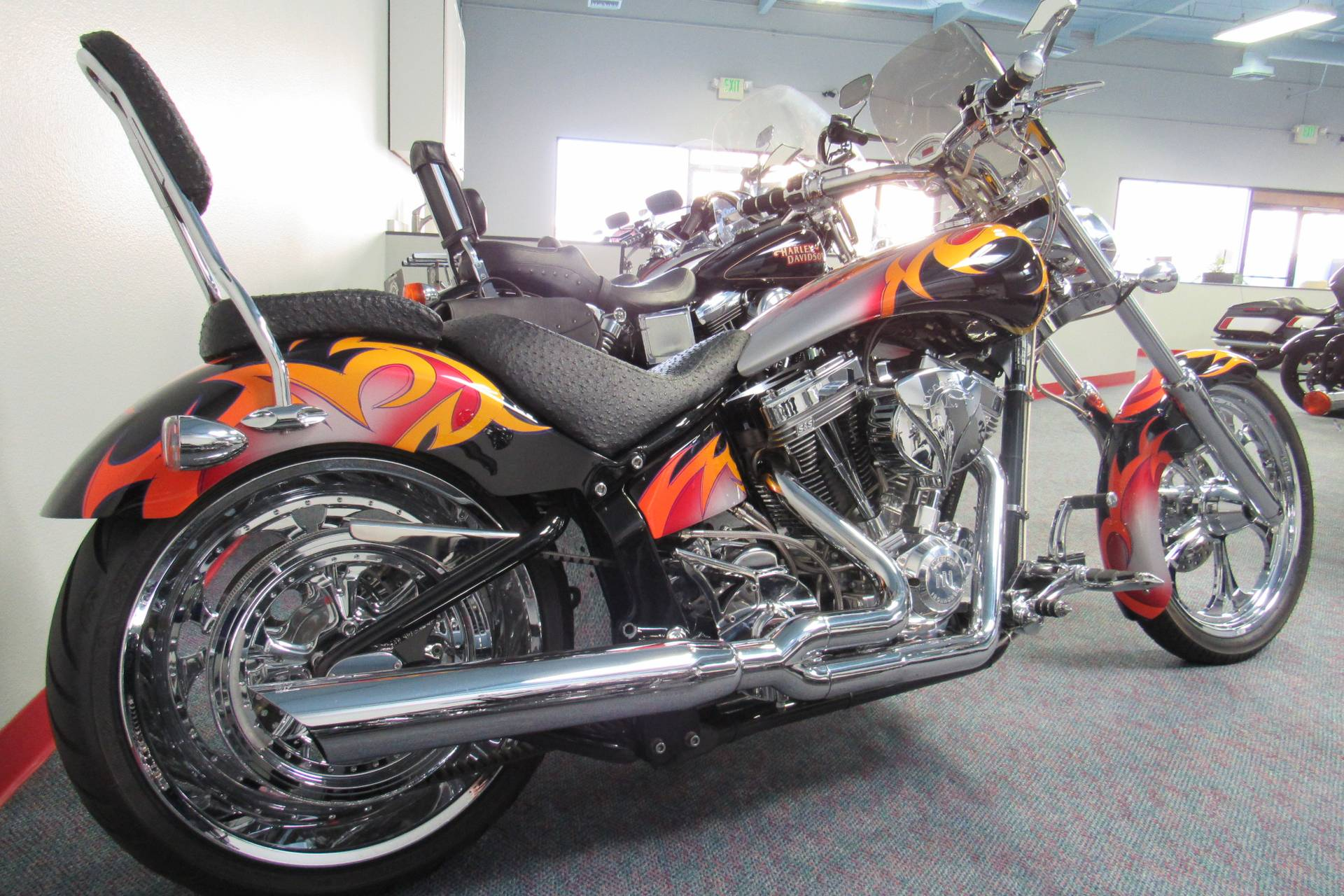 2007 American Ironhorse Outlaw® in Temecula, California - Photo 24