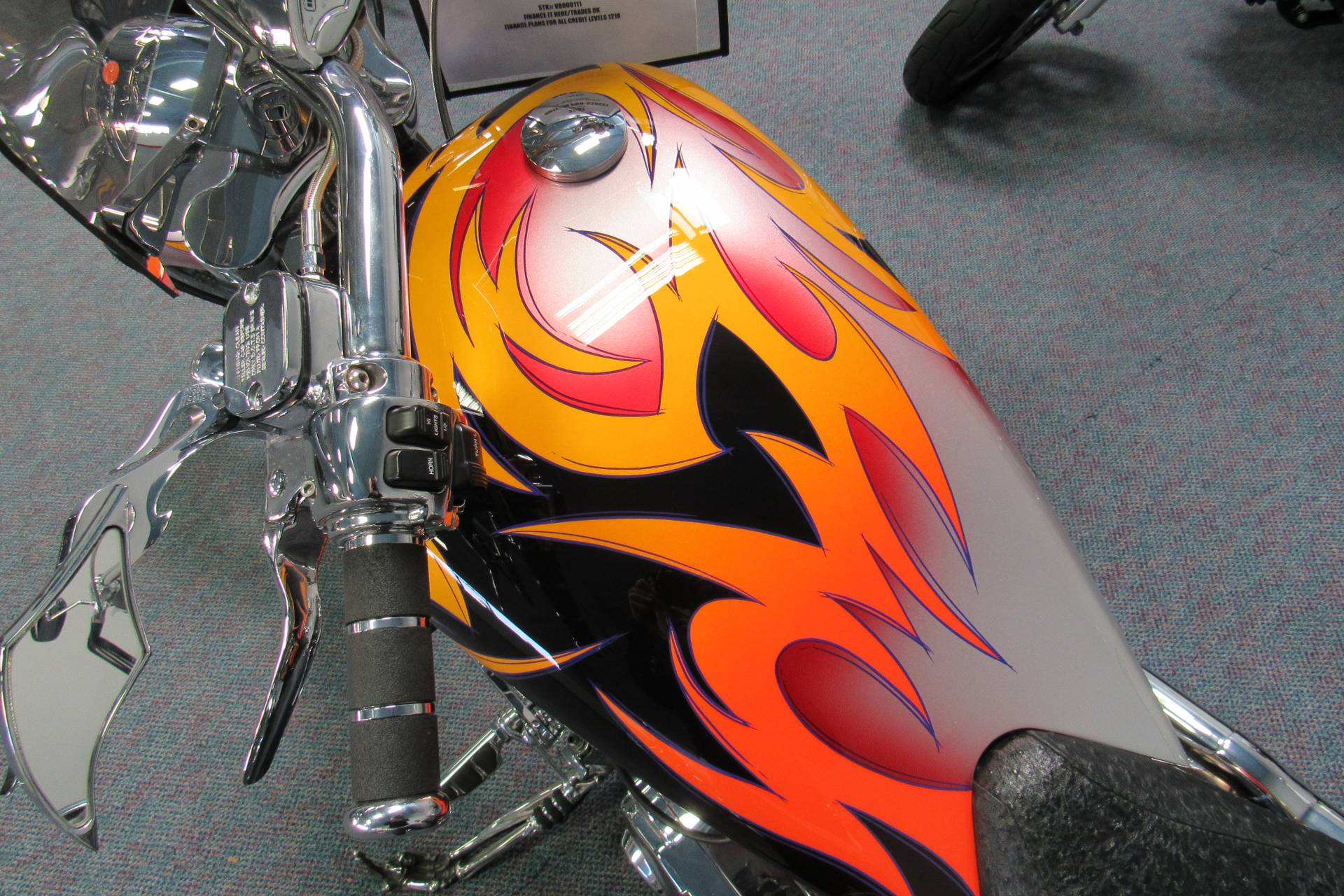 2007 American Ironhorse Outlaw® in Temecula, California - Photo 29