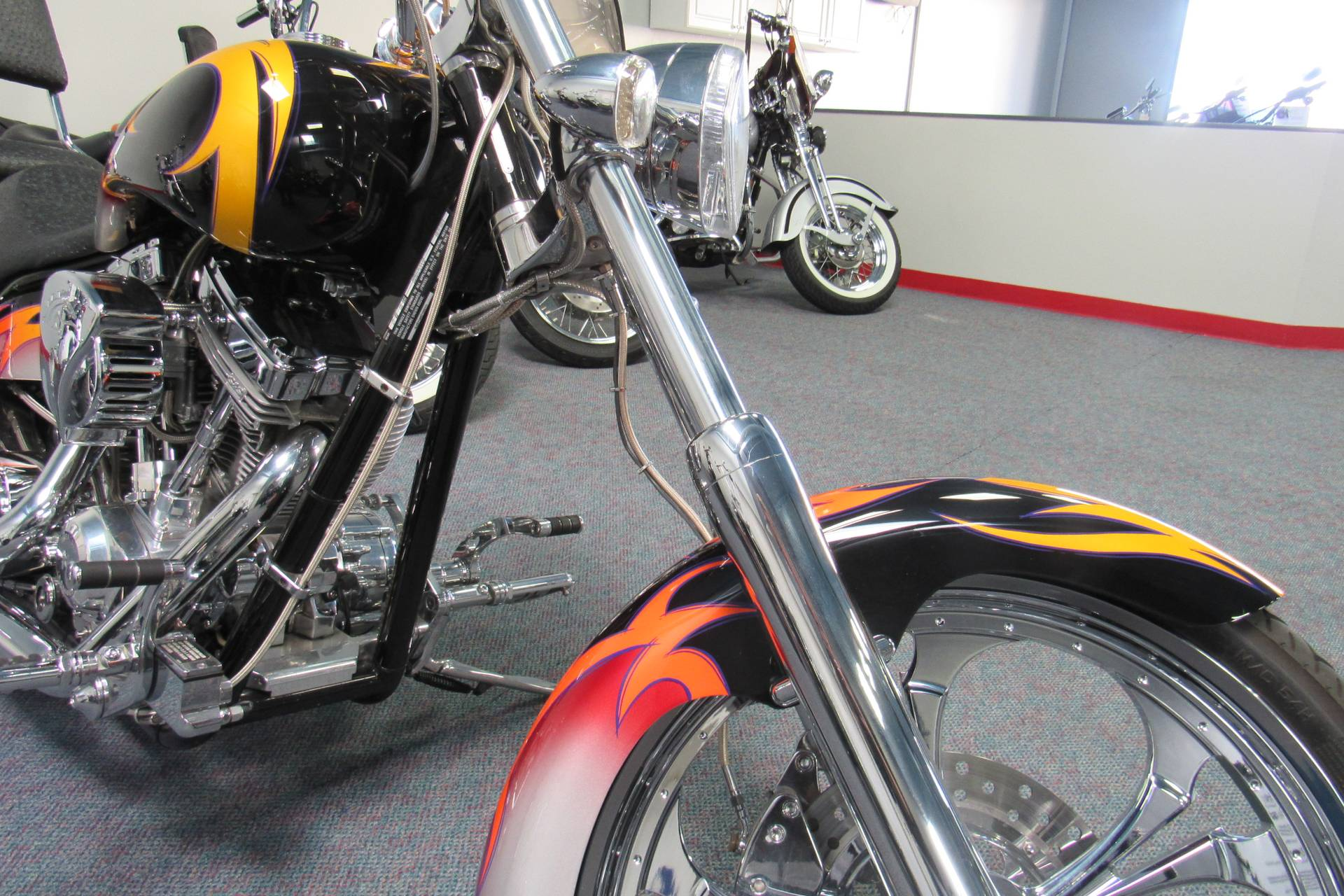 2007 American Ironhorse Outlaw® in Temecula, California - Photo 32
