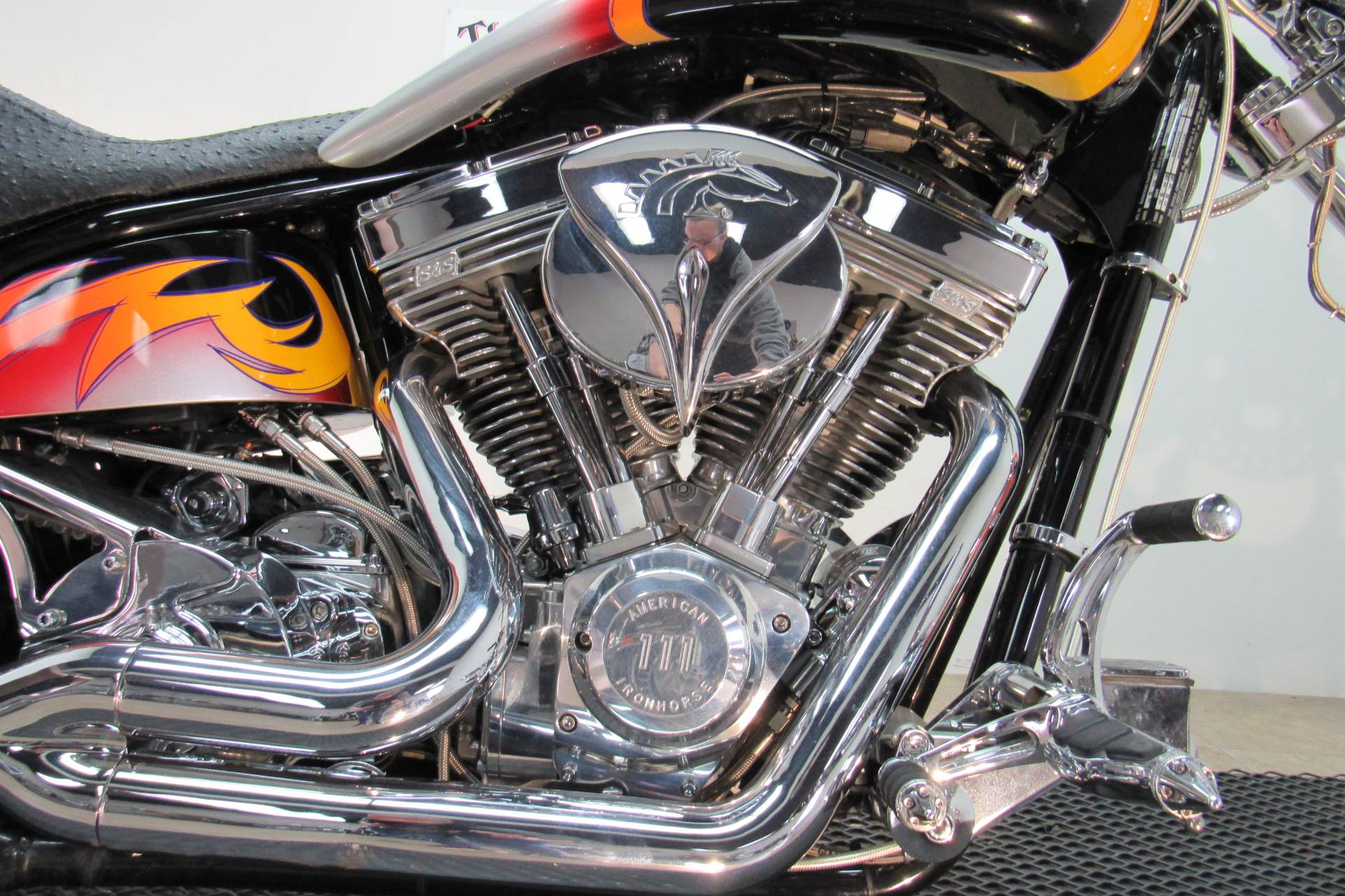 2007 American Ironhorse Outlaw® in Temecula, California - Photo 5
