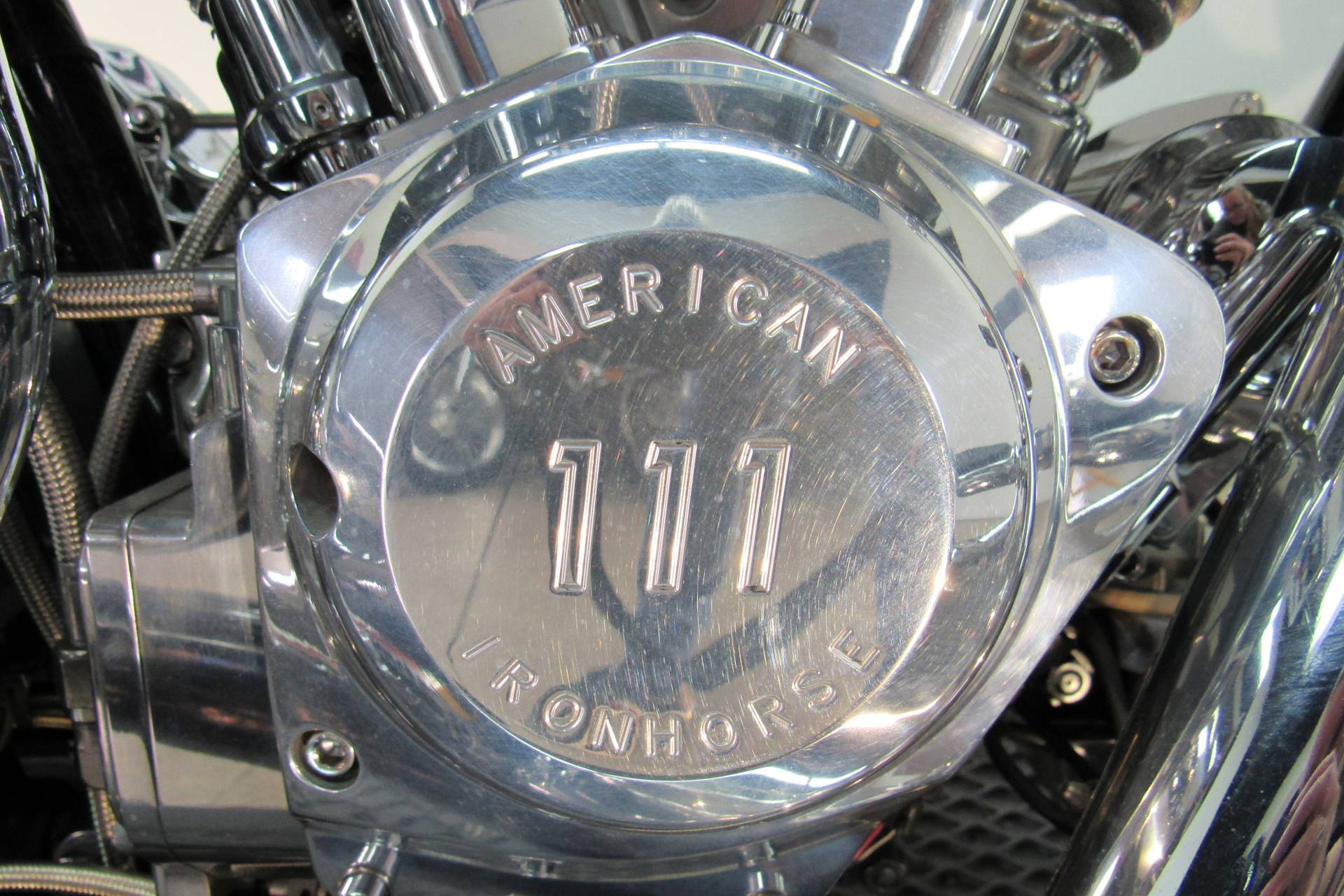 2007 American Ironhorse Outlaw® in Temecula, California - Photo 8