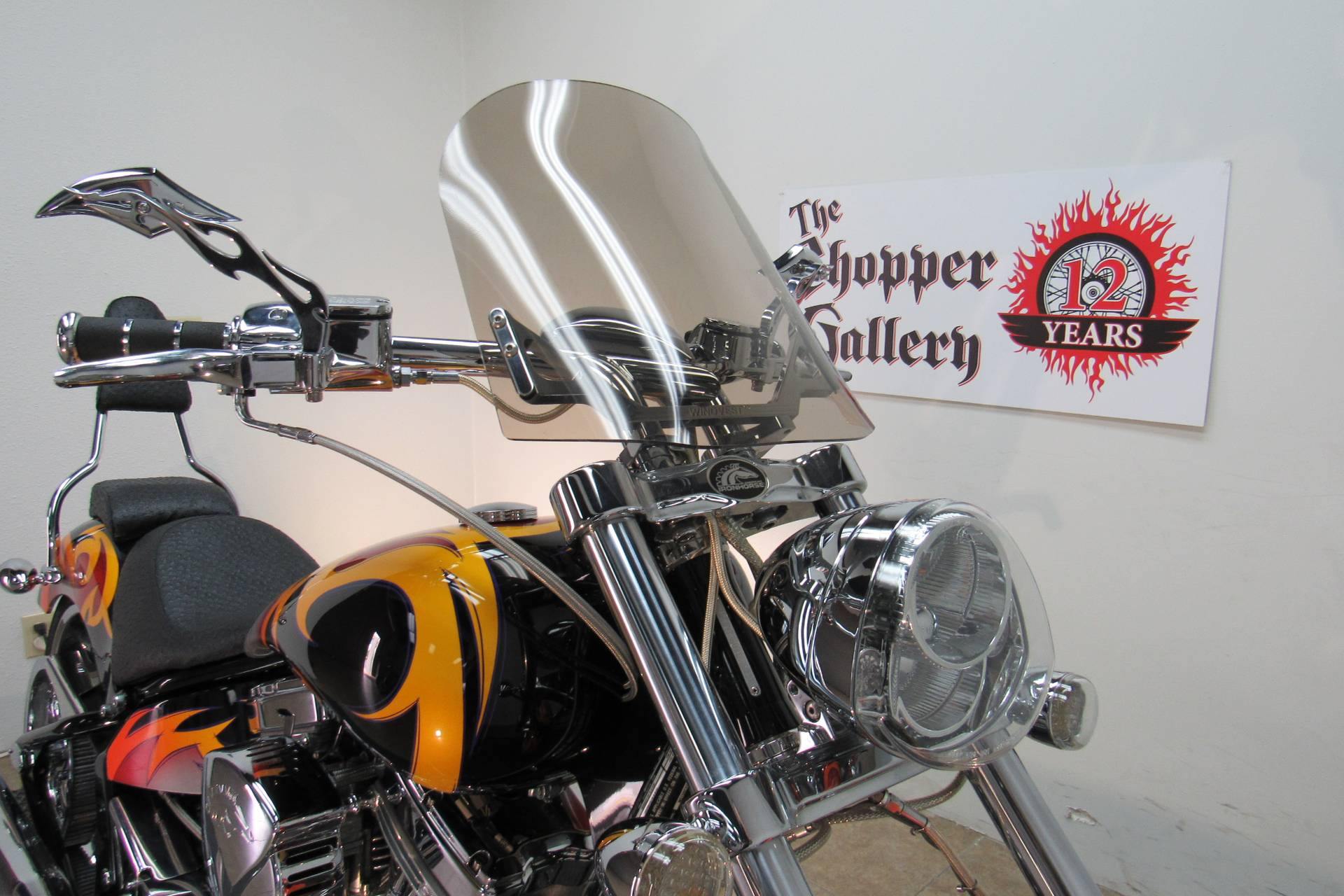 2007 American Ironhorse Outlaw® in Temecula, California - Photo 16