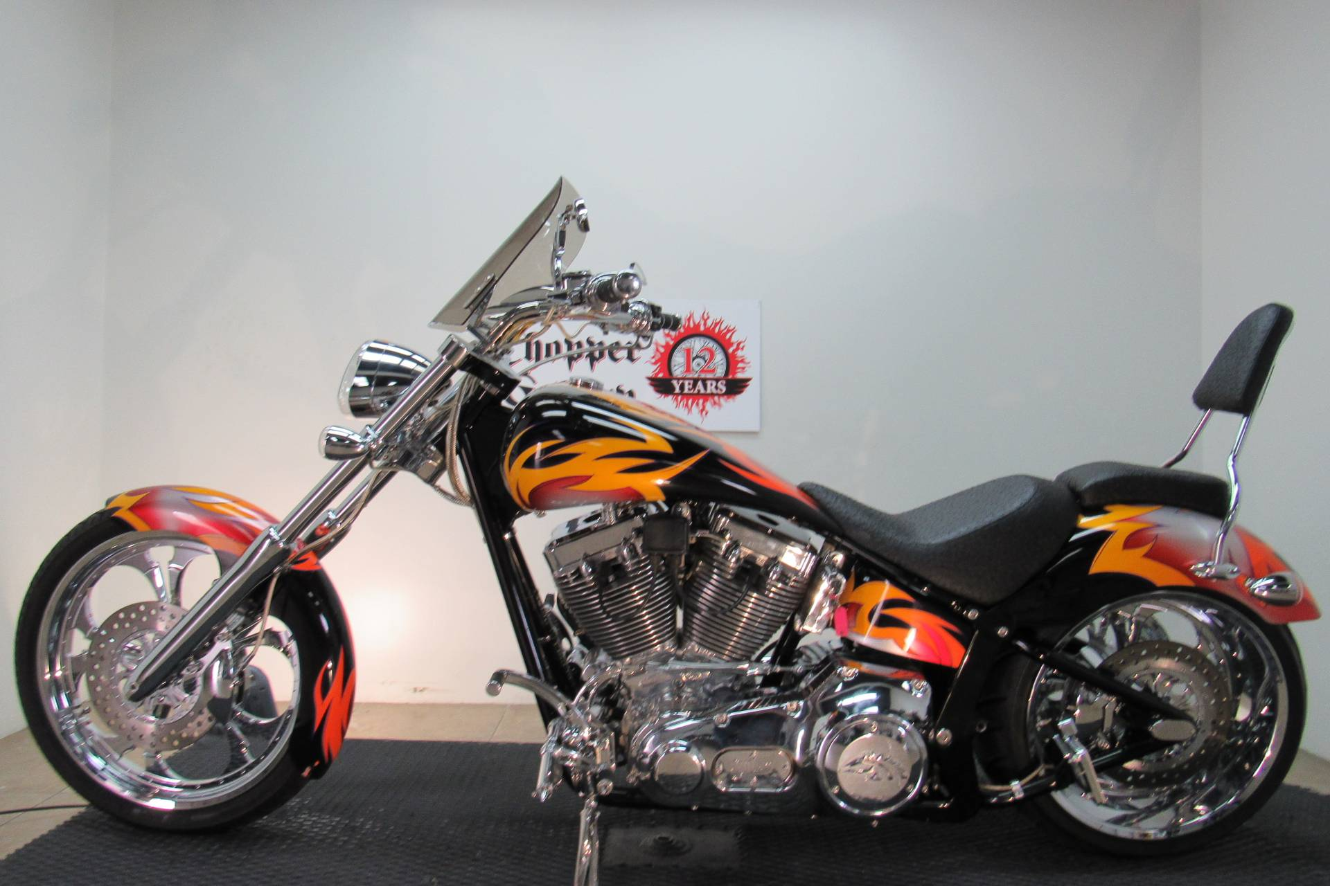 2007 American Ironhorse Outlaw® in Temecula, California - Photo 2