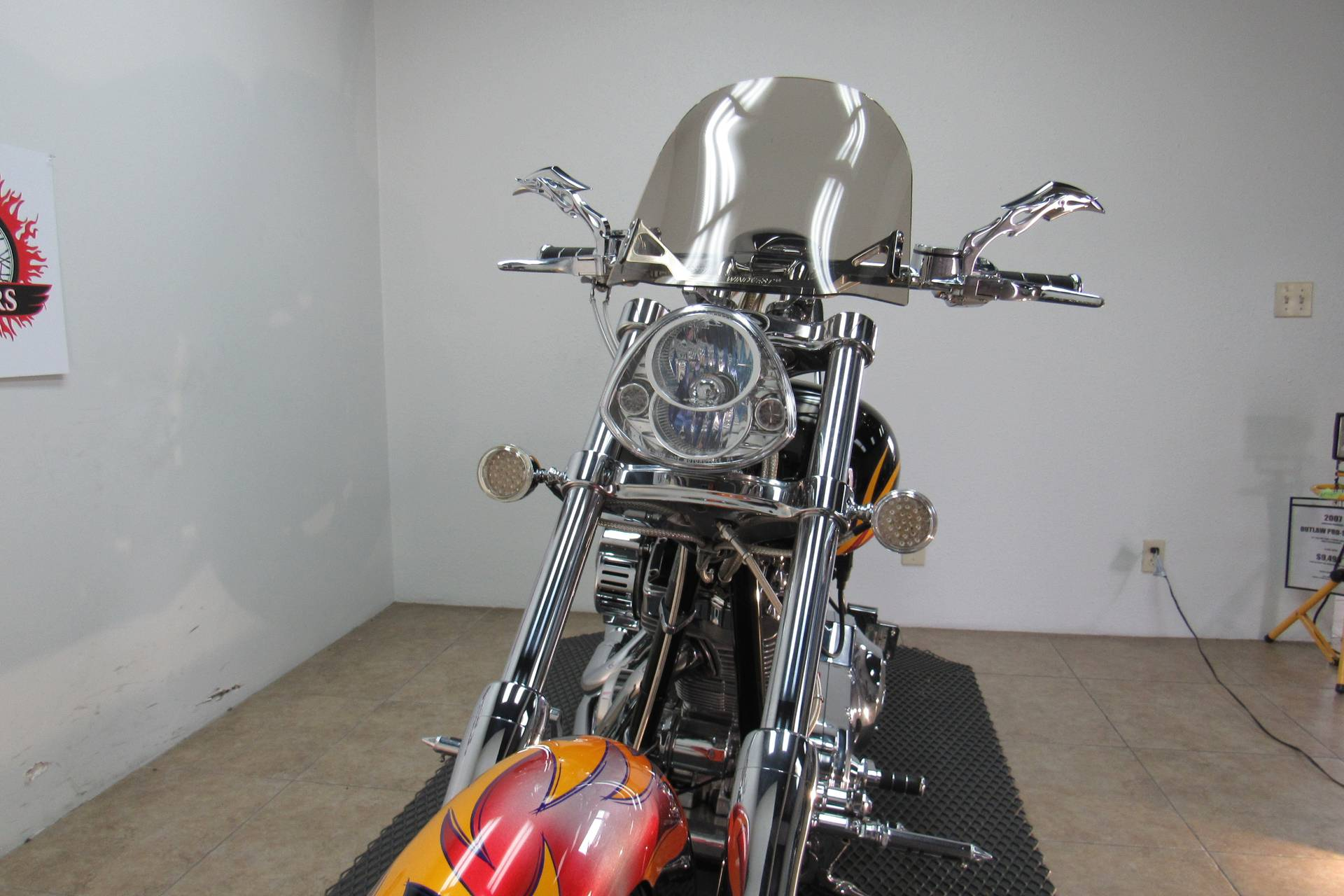 2007 American Ironhorse Outlaw® in Temecula, California - Photo 26