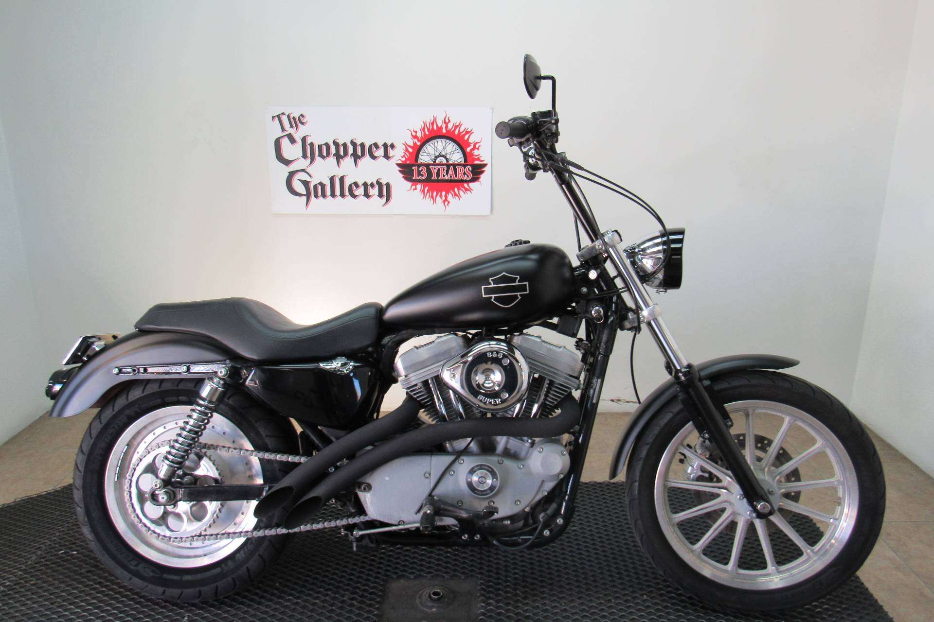 2006 Harley-Davidson Sportster® 883 Custom in Temecula, California - Photo 1