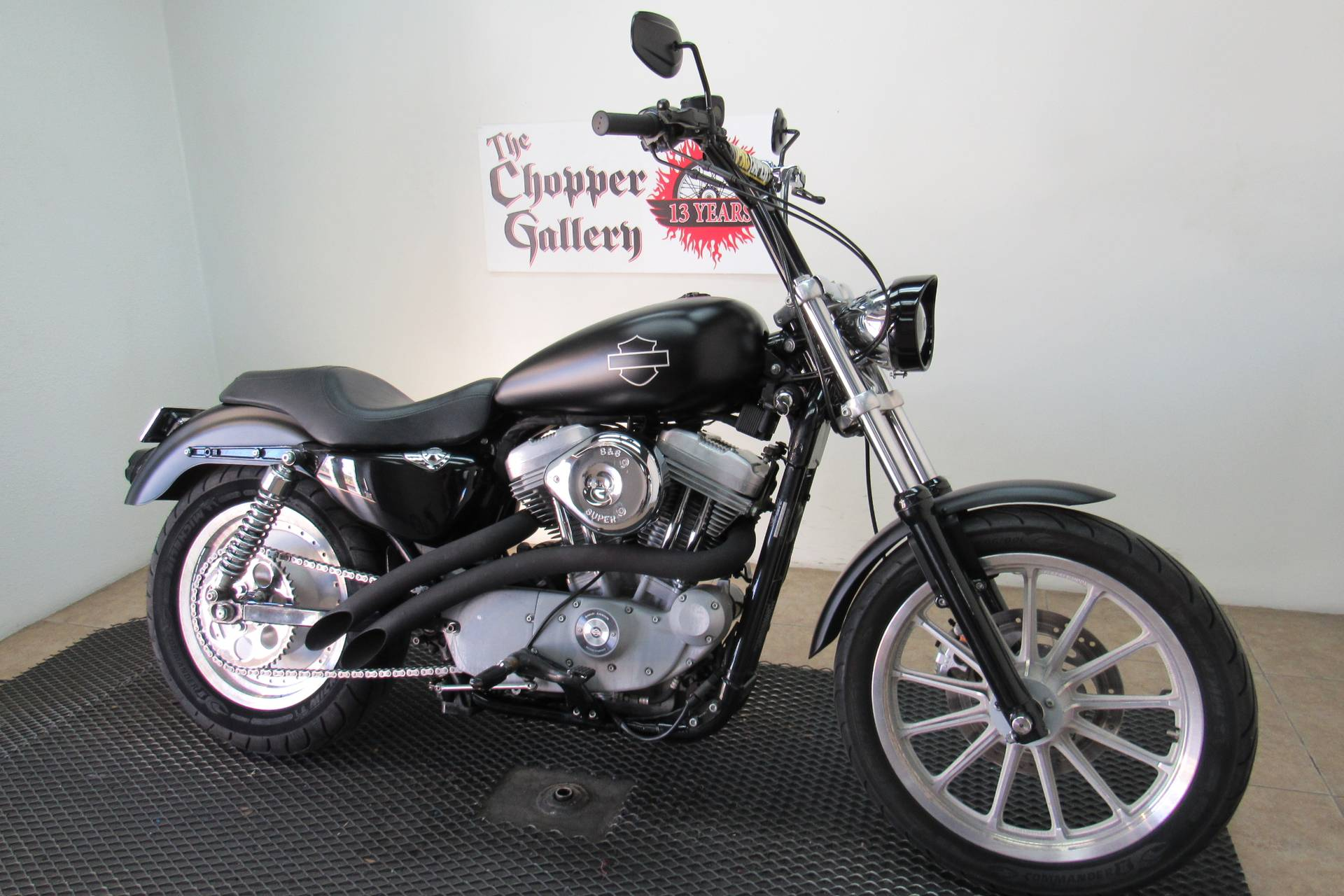 2006 Harley-Davidson Sportster® 883 Custom in Temecula, California - Photo 3