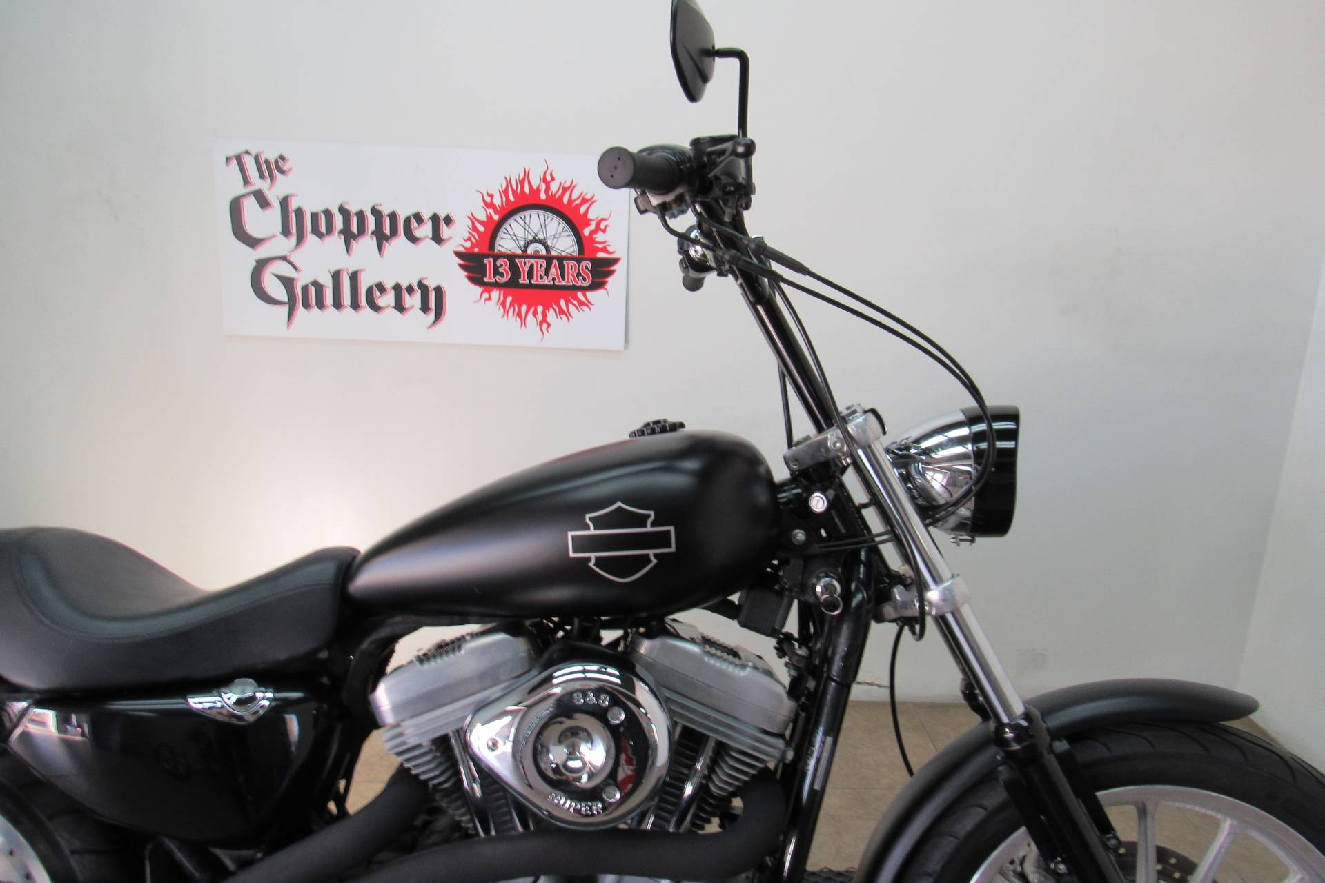 2006 Harley-Davidson Sportster® 883 Custom in Temecula, California - Photo 13