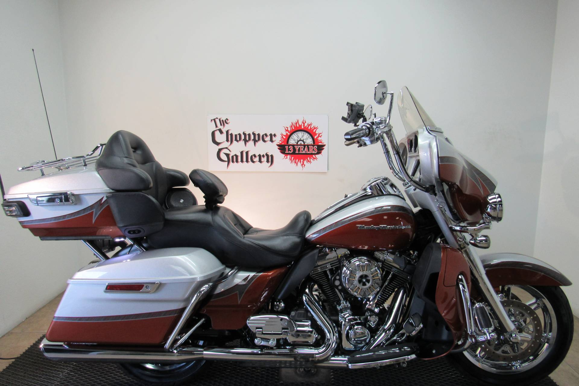 2014 Harley-Davidson CVO™ Limited in Temecula, California - Photo 1