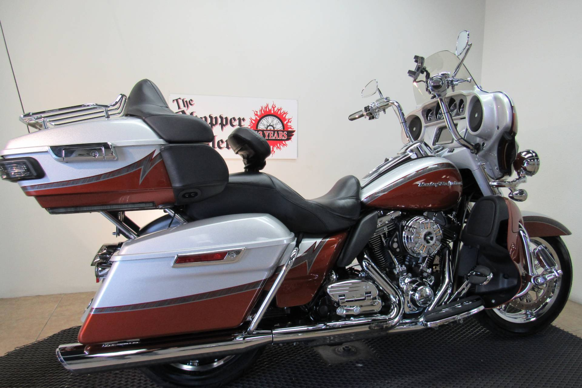 2014 Harley-Davidson CVO™ Limited in Temecula, California - Photo 5