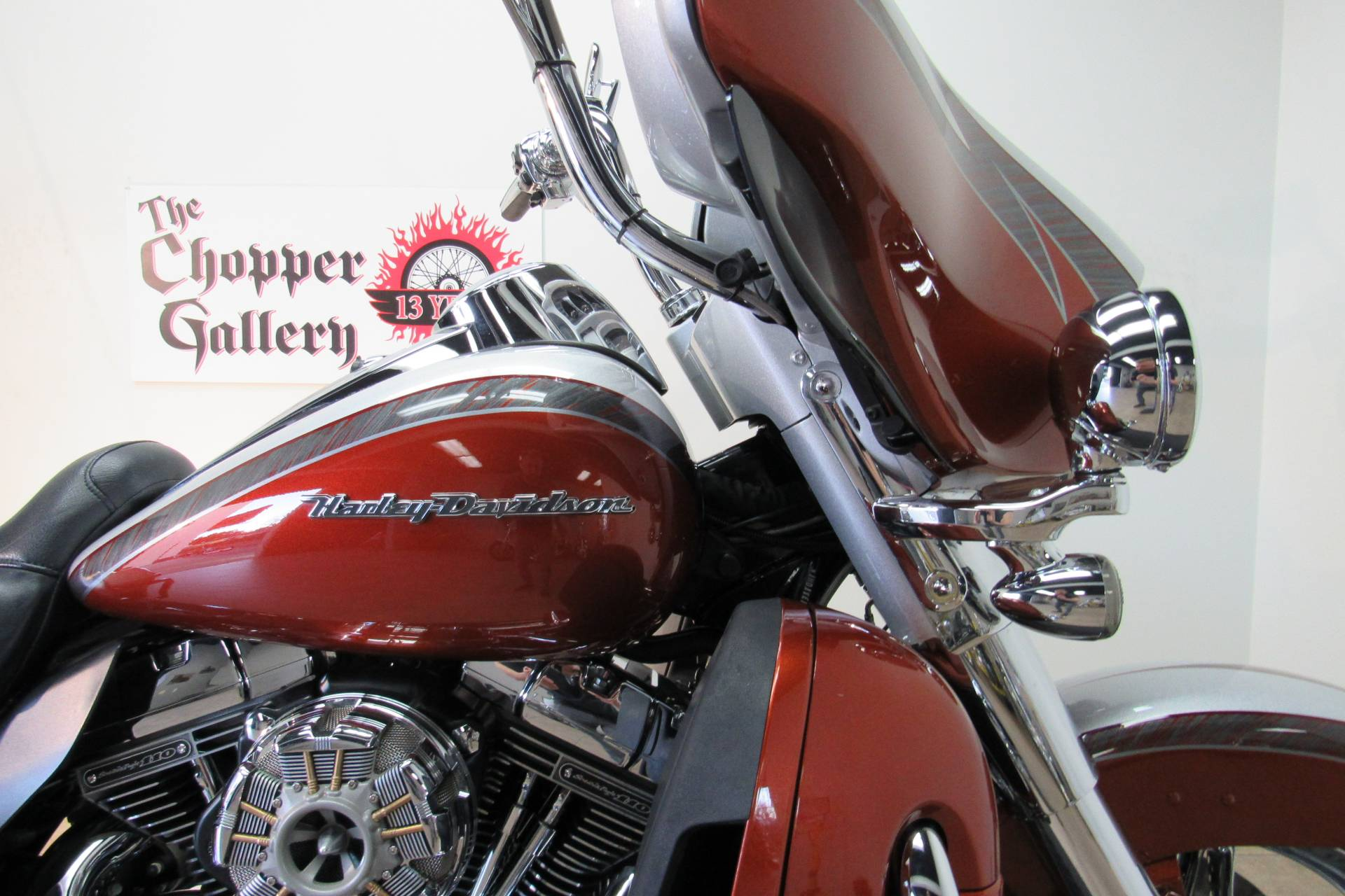 2014 Harley-Davidson CVO™ Limited in Temecula, California - Photo 8