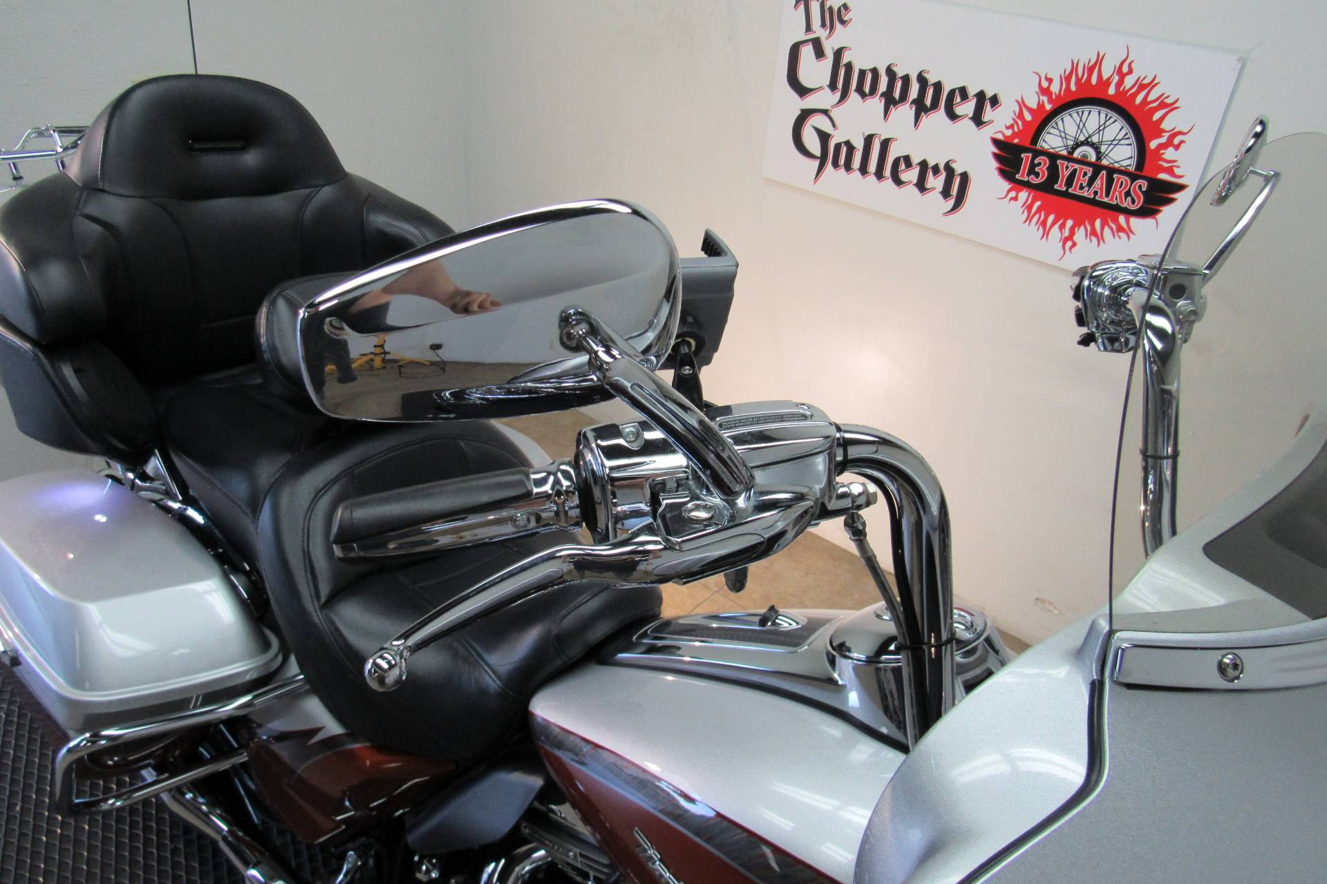 2014 Harley-Davidson CVO™ Limited in Temecula, California - Photo 18