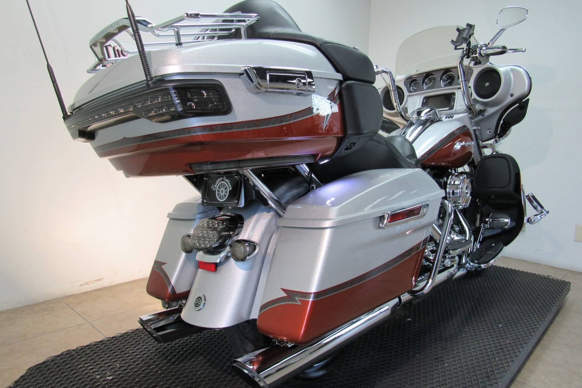 2014 Harley-Davidson CVO™ Limited in Temecula, California - Photo 23