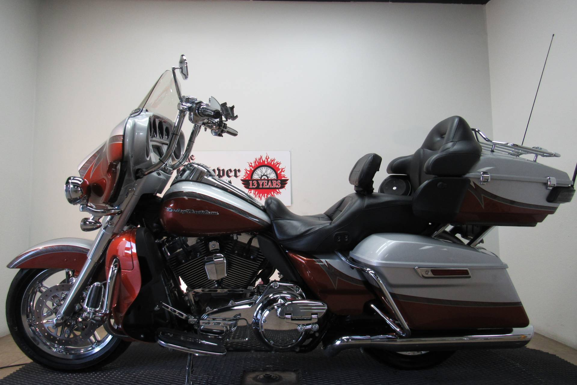 2014 Harley-Davidson CVO™ Limited in Temecula, California - Photo 2