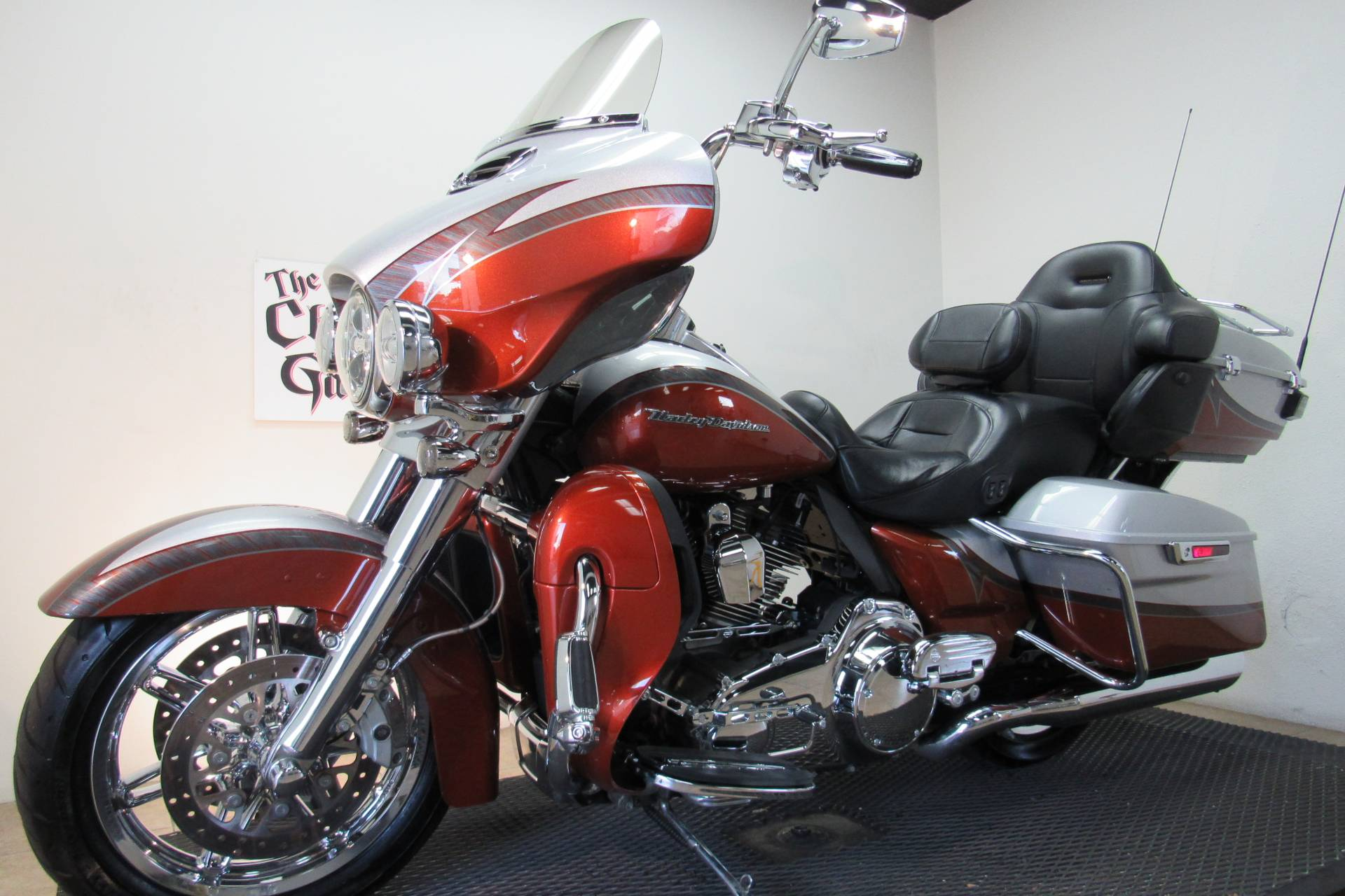 2014 Harley-Davidson CVO™ Limited in Temecula, California - Photo 4