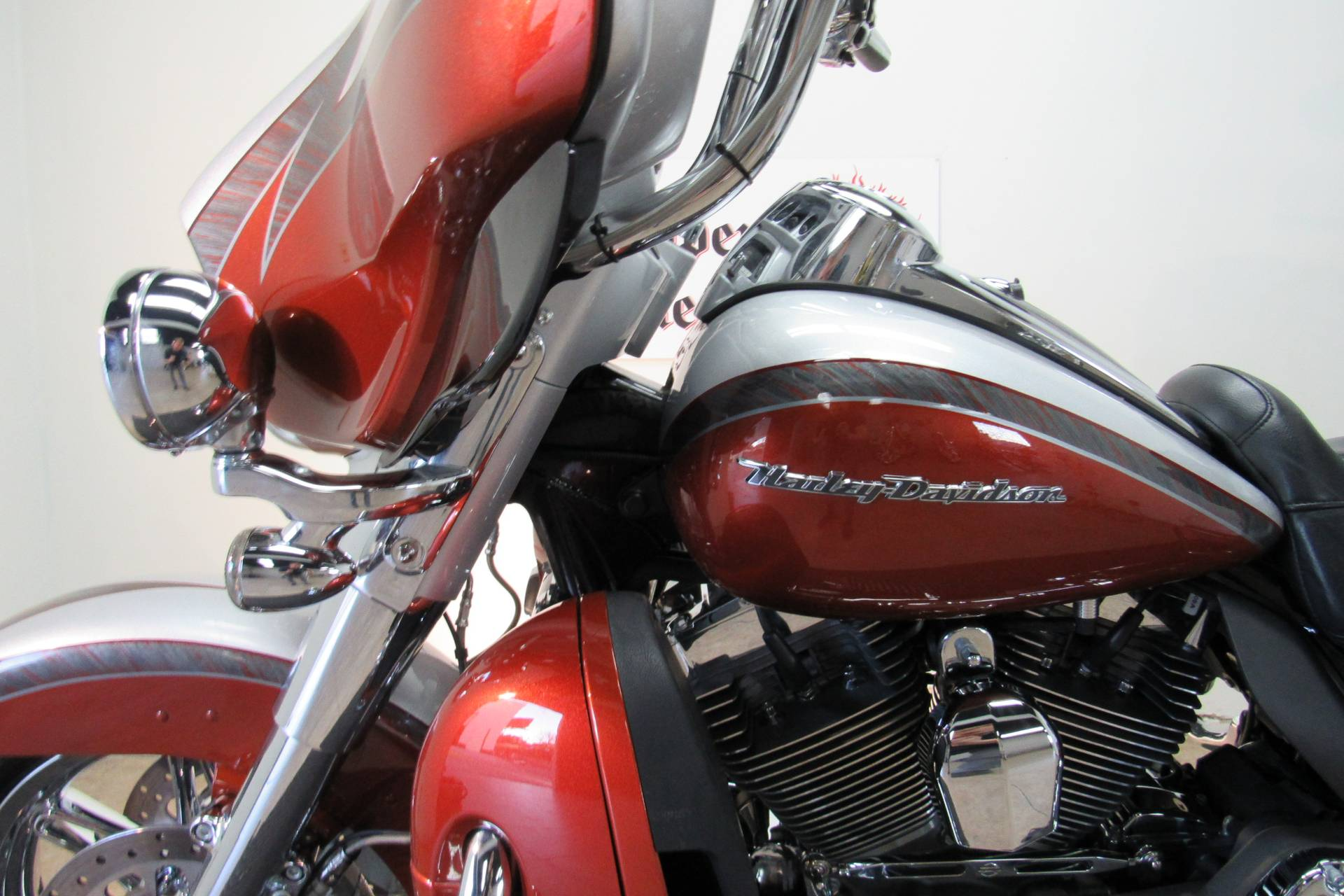2014 Harley-Davidson CVO™ Limited in Temecula, California - Photo 9