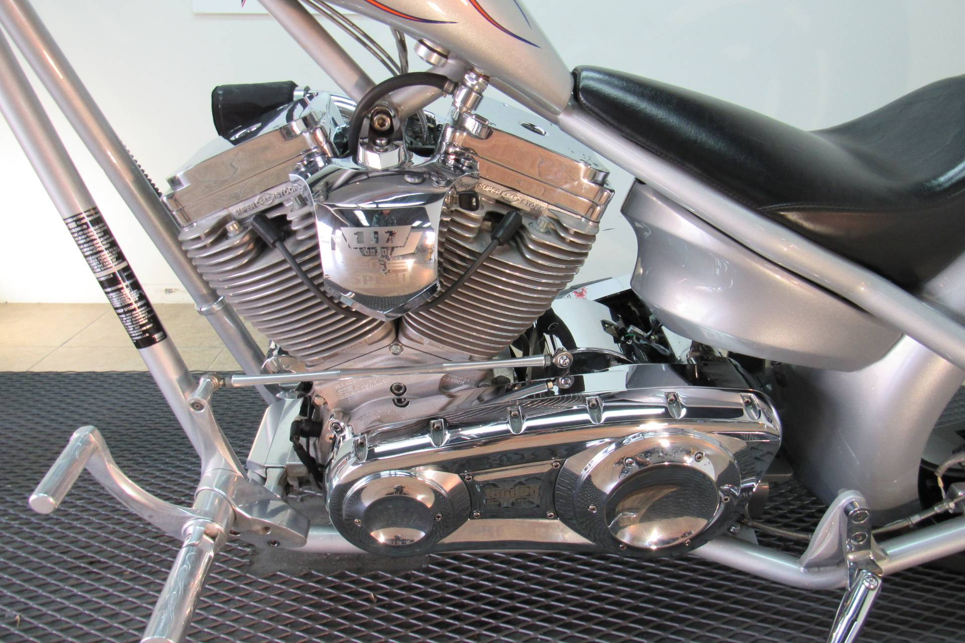 2005 Big Dog Motorcycles RIDGEBACK in Temecula, California - Photo 19