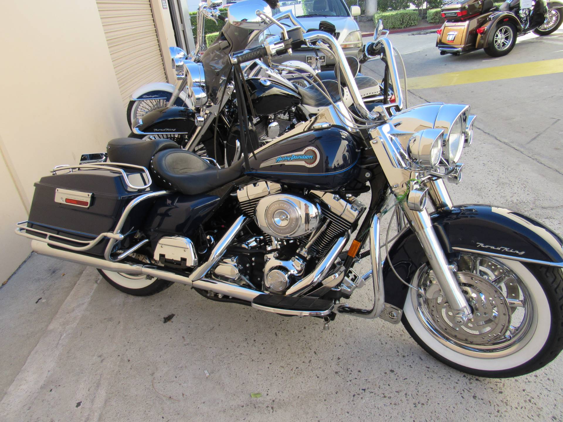 2004 Harley-Davidson Peace Officer Special Edition in Temecula, California - Photo 12