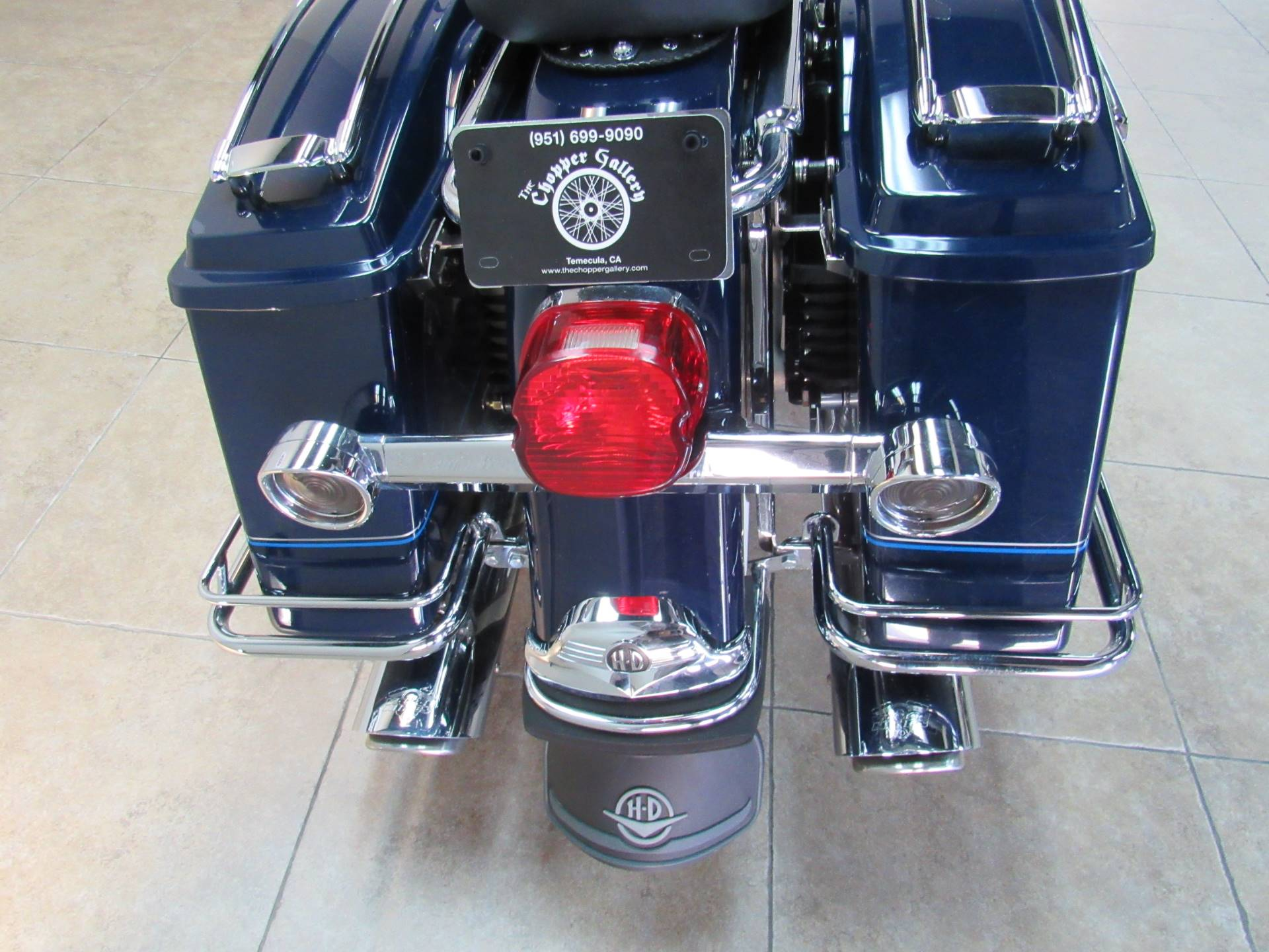 2004 Harley-Davidson Peace Officer Special Edition in Temecula, California - Photo 5