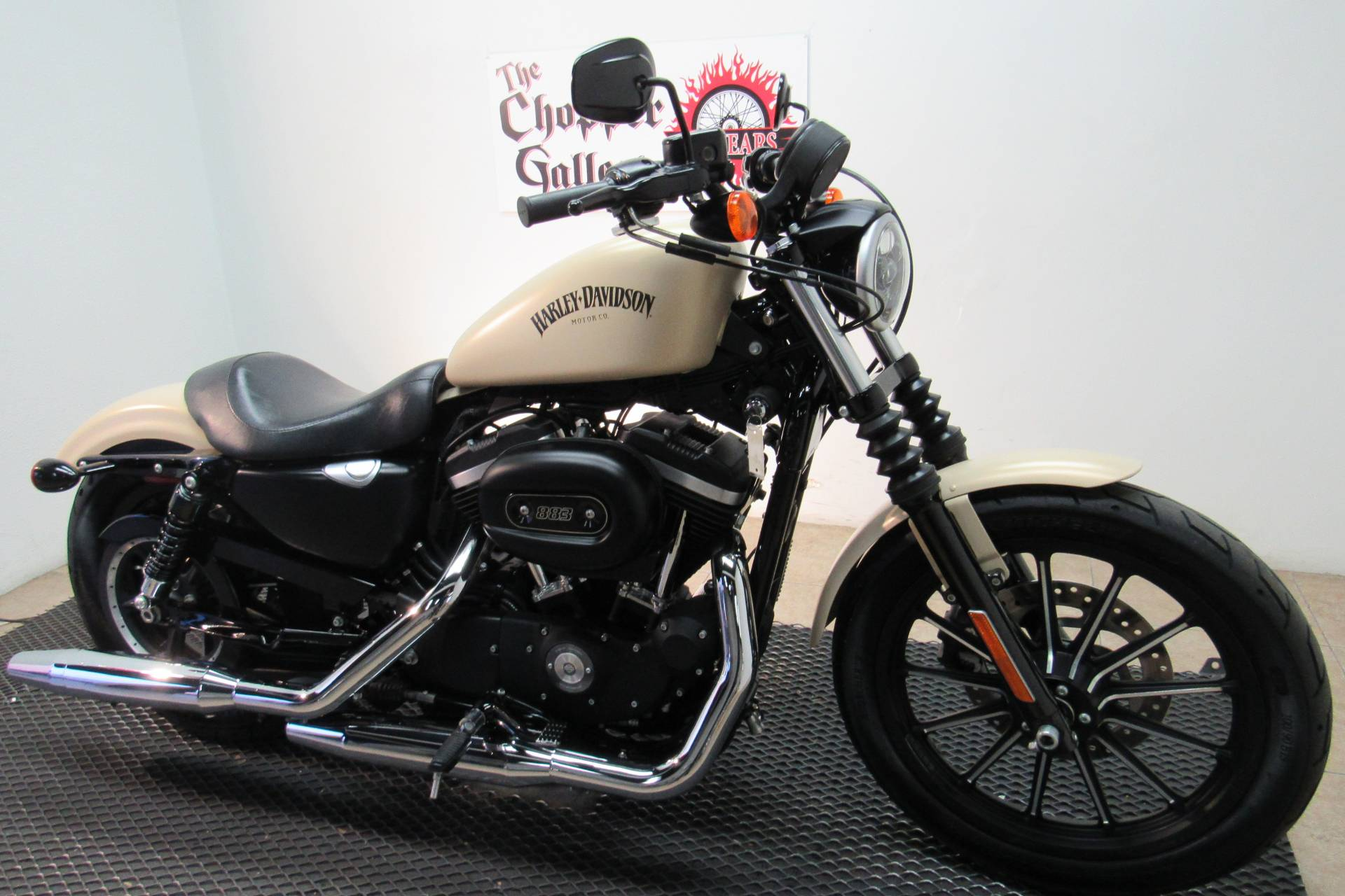 2015 Harley-Davidson Iron 883™ in Temecula, California - Photo 3