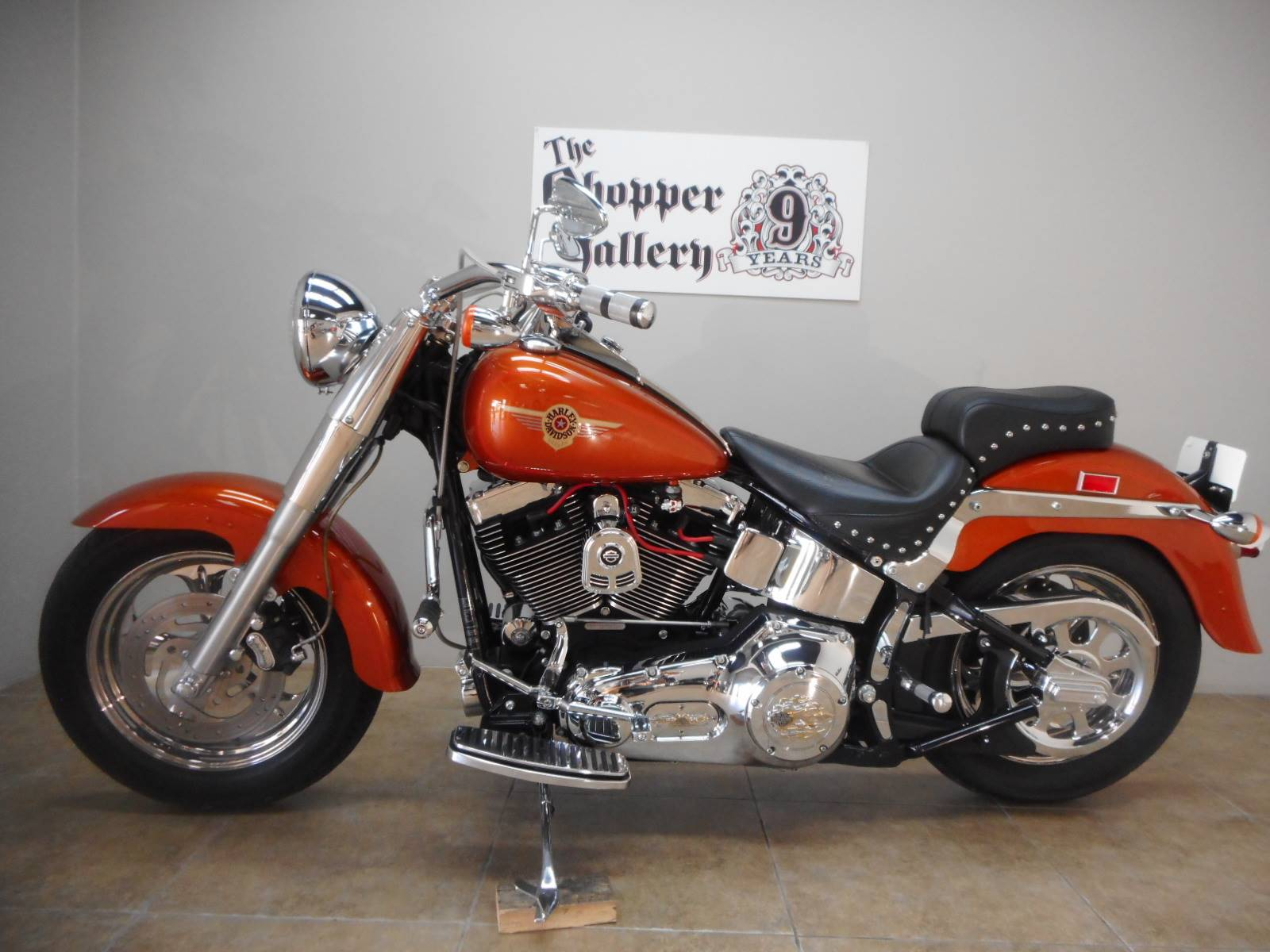2001 Harley-Davidson FLSTF/FLSTFI Fat Boy® in Temecula, California