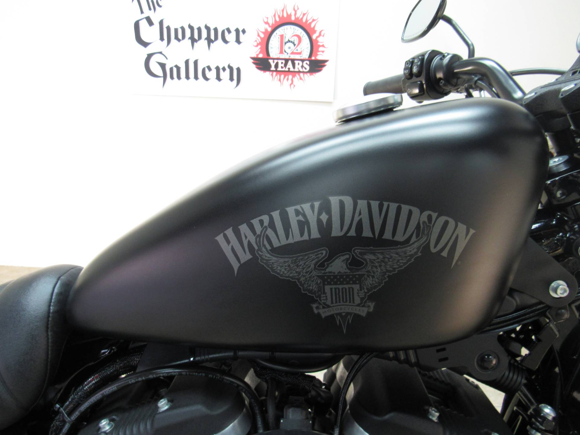 2016 Harley-Davidson Iron 883™ in Temecula, California - Photo 9