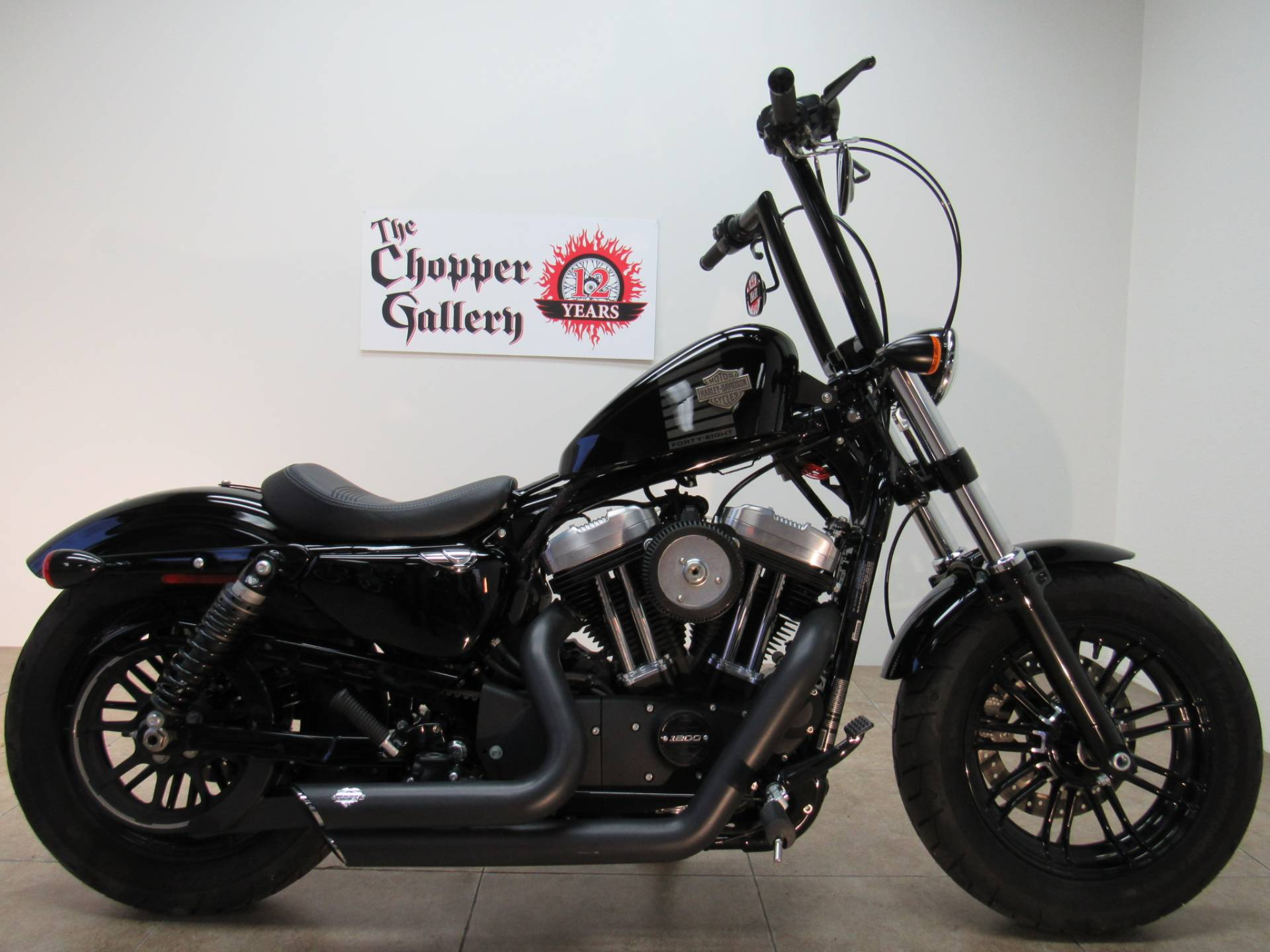2017 Harley-Davidson Forty-Eight® in Temecula, California - Photo 1