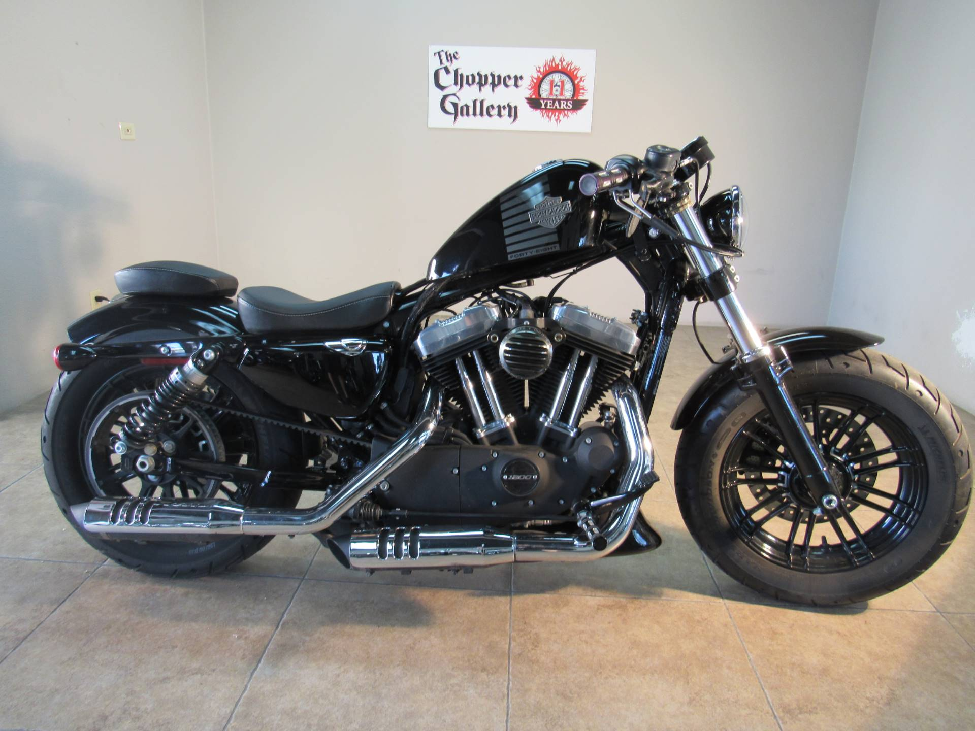 2017 Harley-Davidson Forty-Eight in Temecula, California