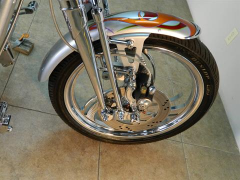2005 Thunder Mountain Custom Cycles SPRINGER 103 SOFTAIL PRO-STREET in Temecula, California