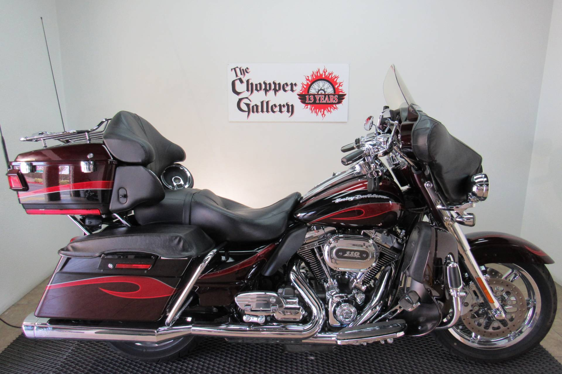 2013 Harley-Davidson CVO™ Ultra Classic® Electra Glide® in Temecula, California - Photo 1