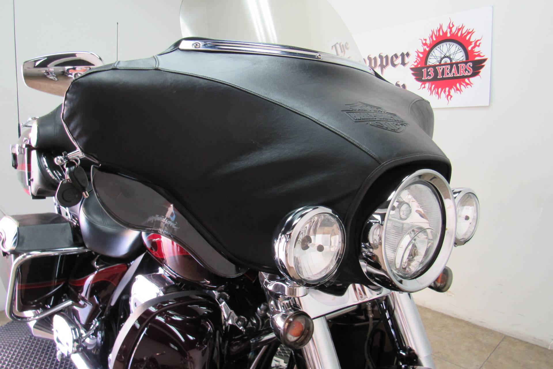 2013 Harley-Davidson CVO™ Ultra Classic® Electra Glide® in Temecula, California - Photo 14