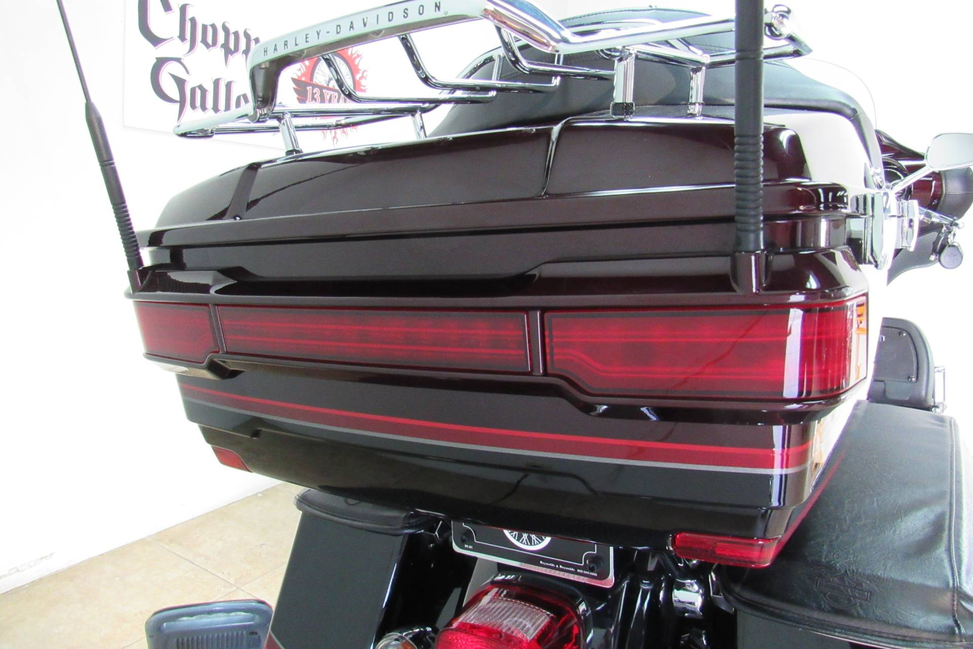 2013 Harley-Davidson CVO™ Ultra Classic® Electra Glide® in Temecula, California - Photo 23