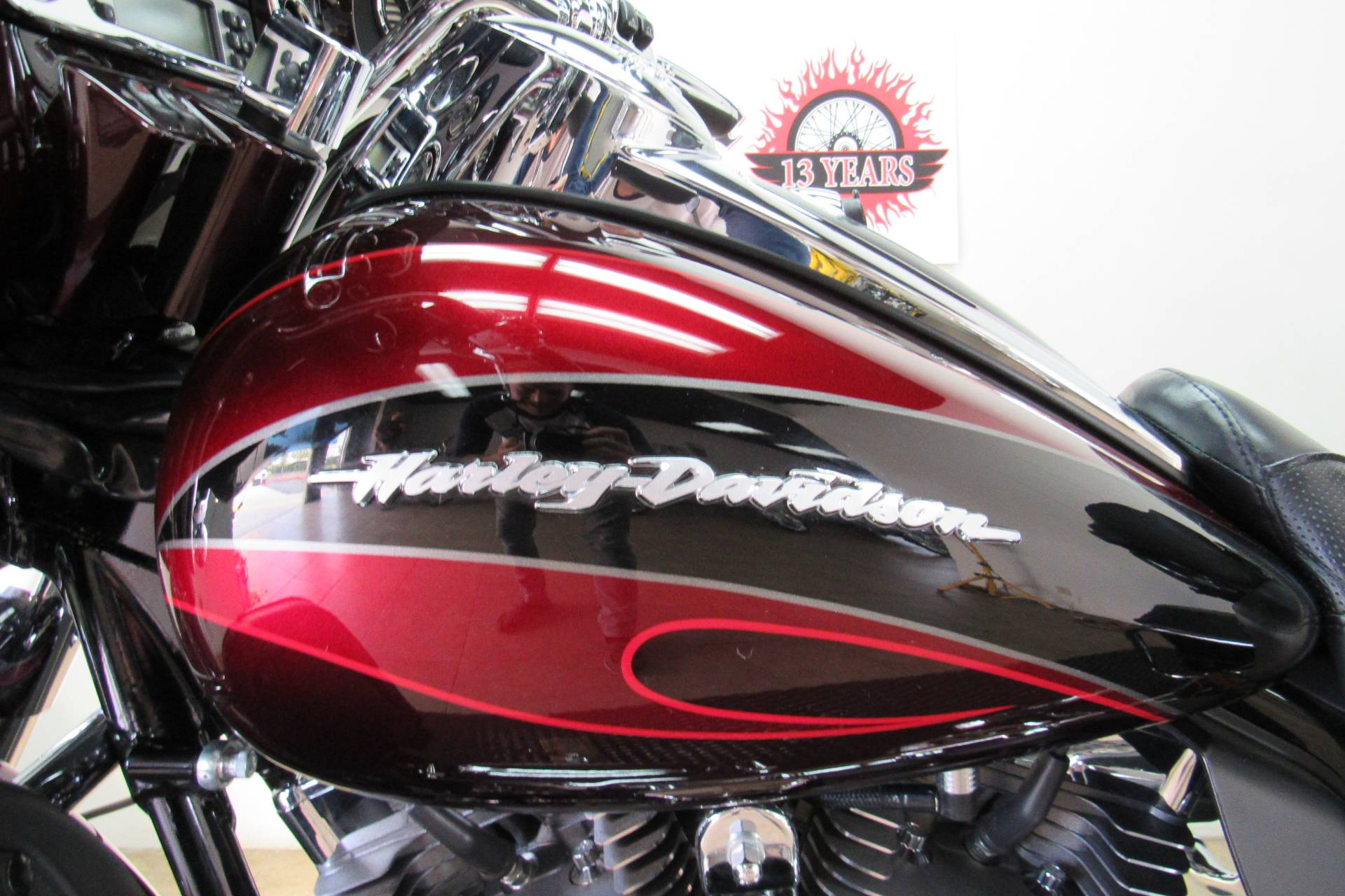2013 Harley-Davidson CVO™ Ultra Classic® Electra Glide® in Temecula, California - Photo 8