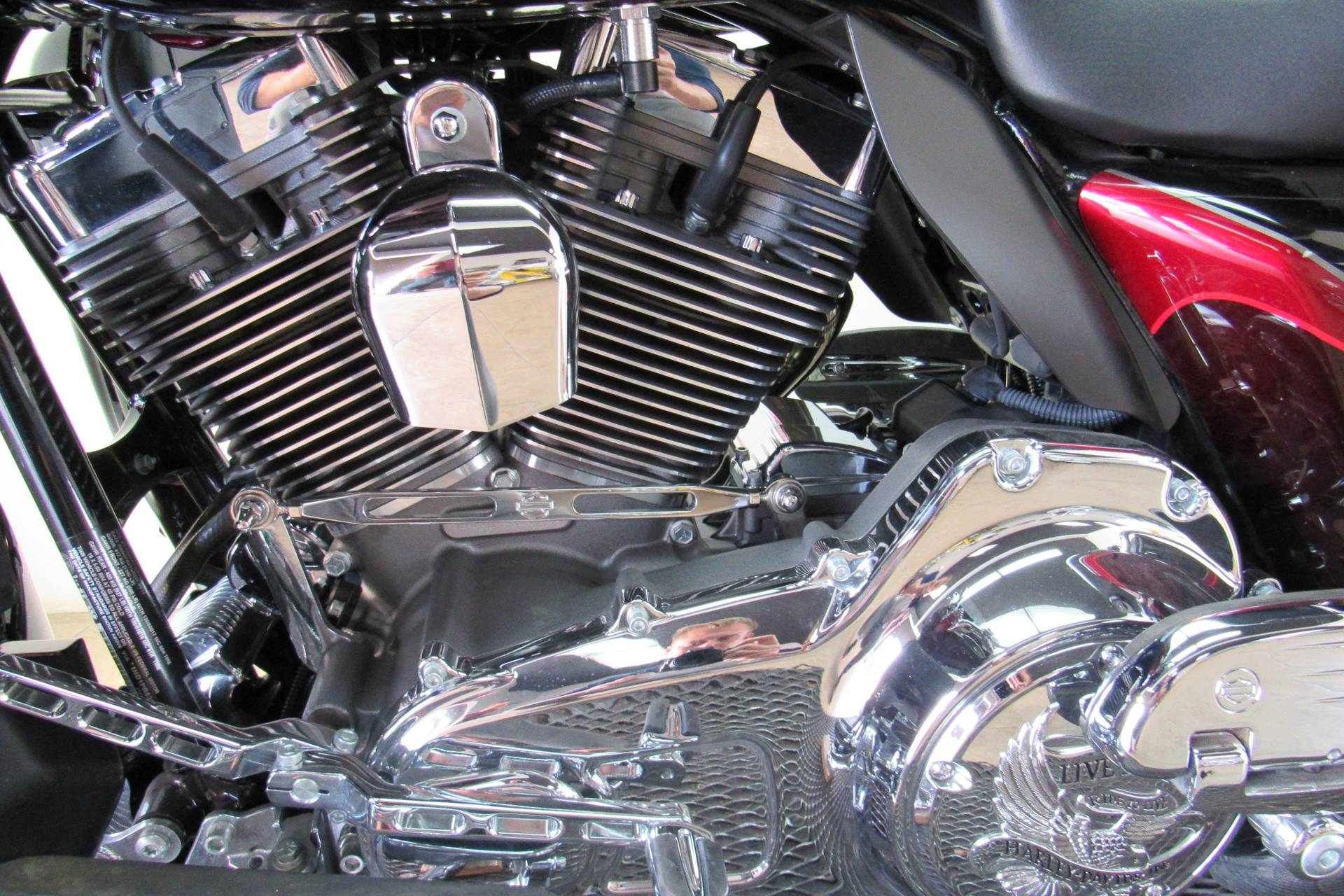2013 Harley-Davidson CVO™ Ultra Classic® Electra Glide® in Temecula, California - Photo 26