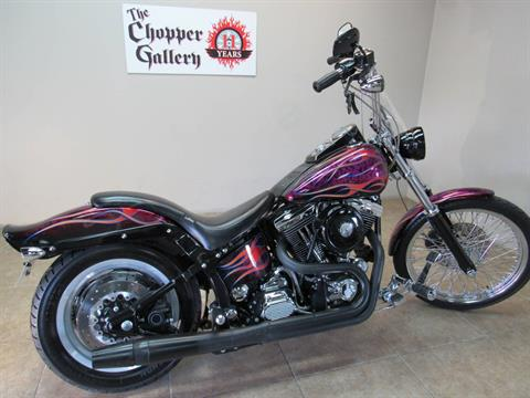 1996 Harley-Davidson softail custom in Temecula, California - Photo 3