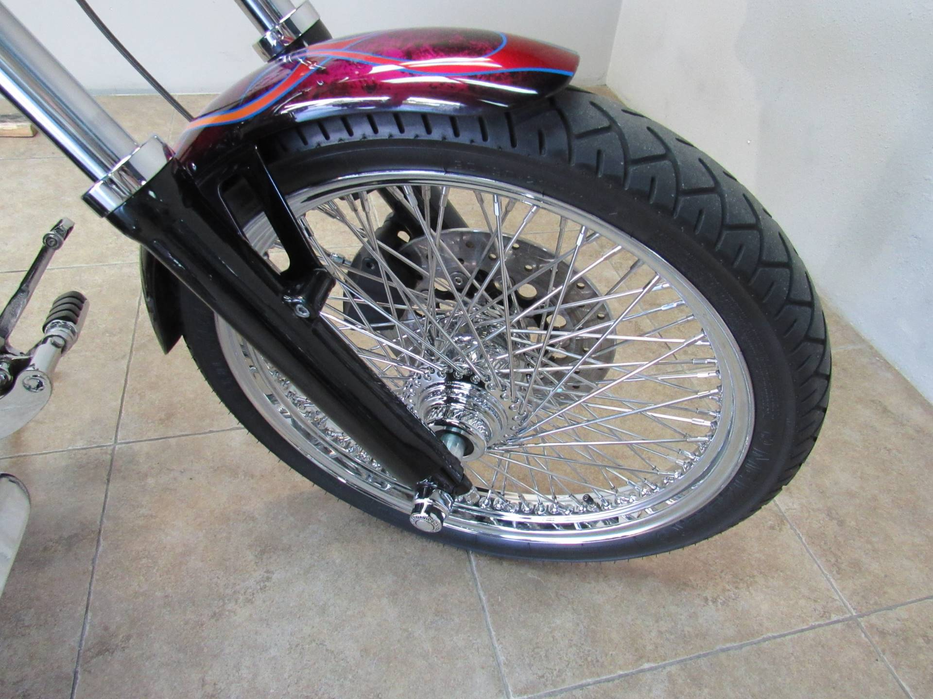 1996 Harley-Davidson softail custom in Temecula, California - Photo 5