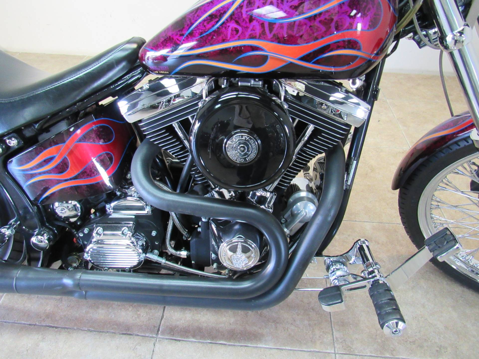1996 Harley-Davidson softail custom in Temecula, California - Photo 6