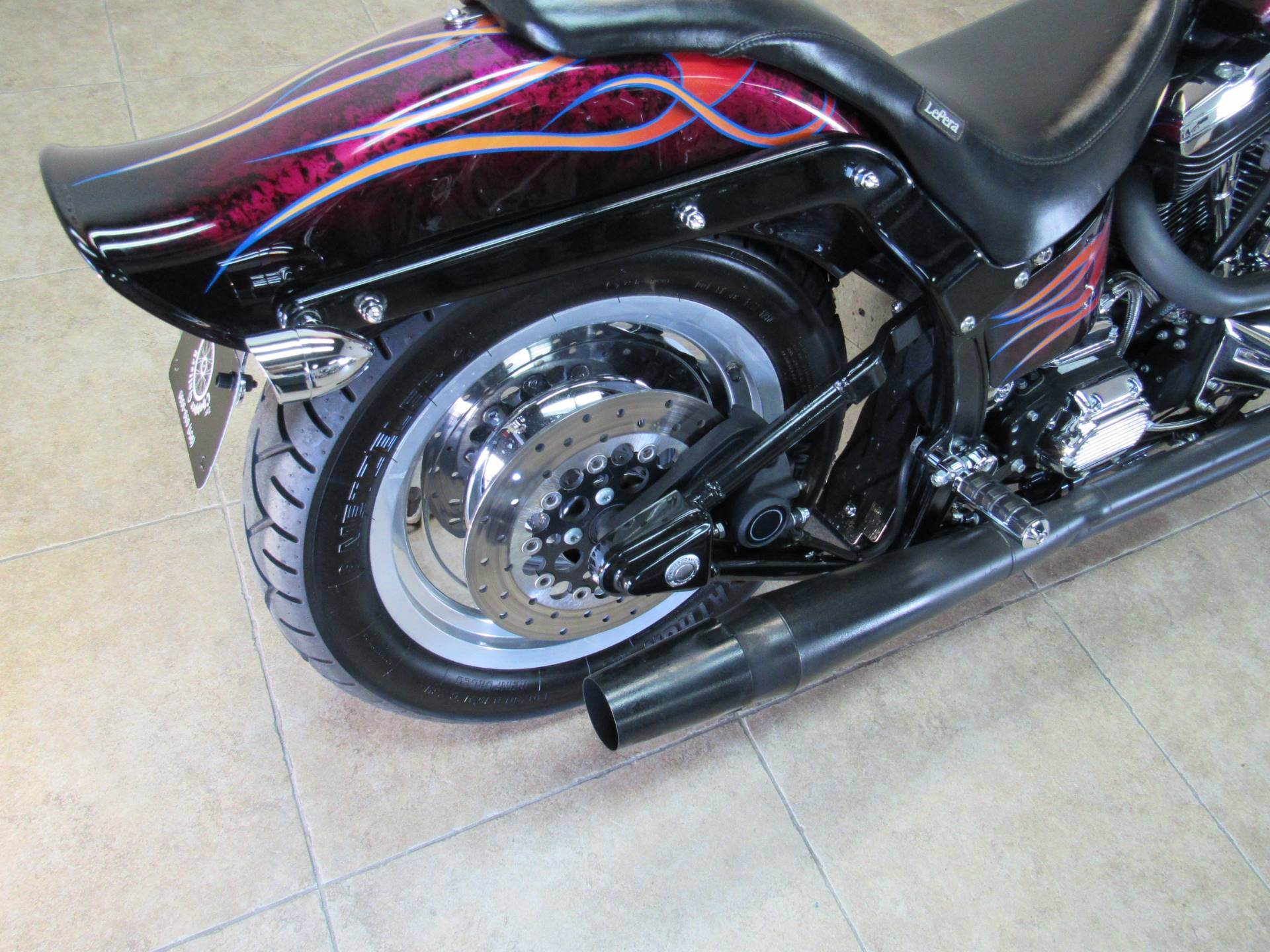 1996 Harley-Davidson softail custom in Temecula, California - Photo 7