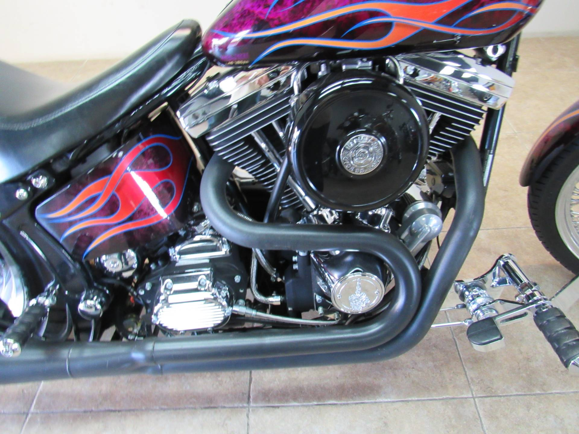 1996 Harley-Davidson softail custom in Temecula, California - Photo 11