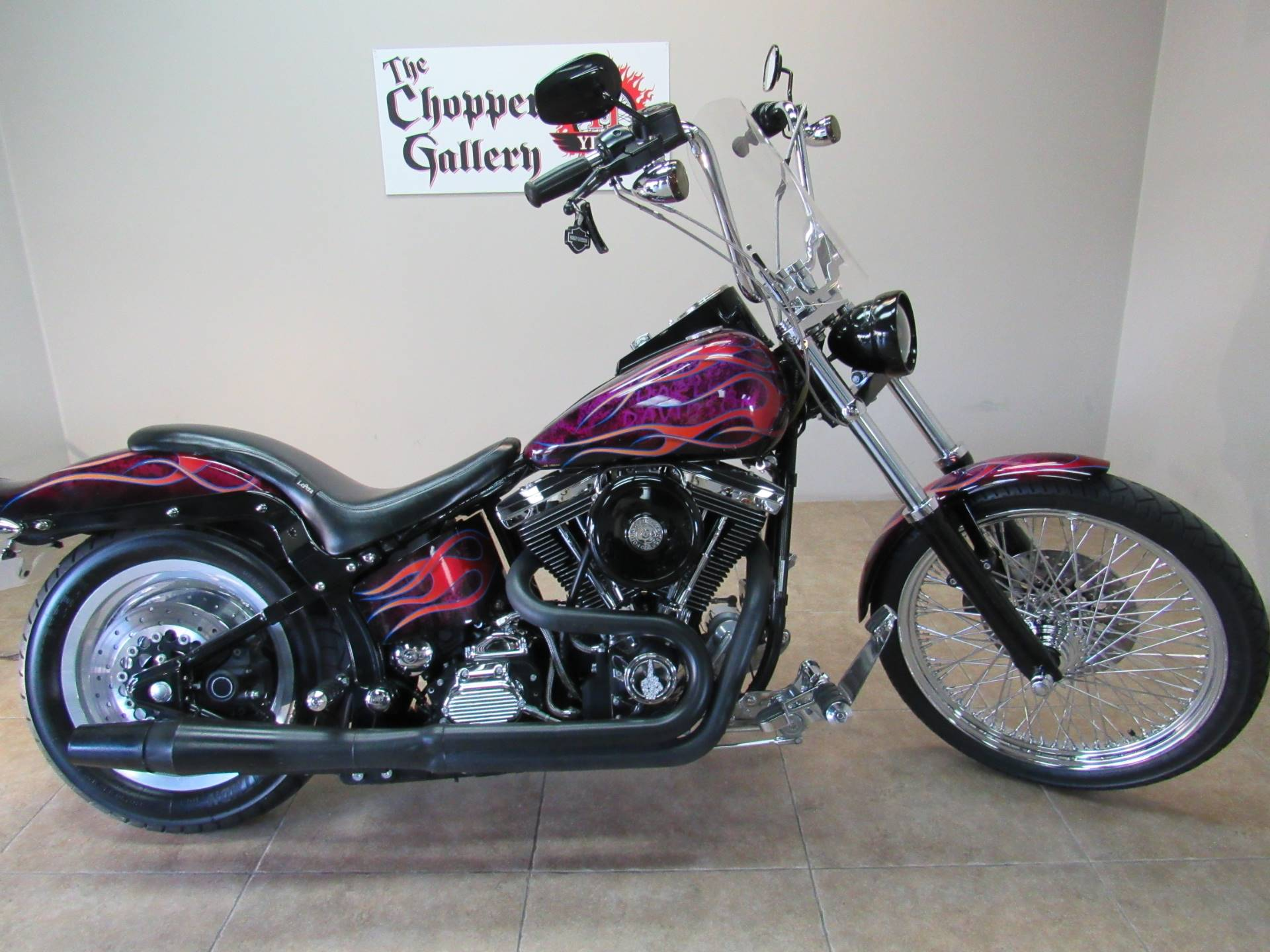1996 Harley-Davidson softail custom in Temecula, California - Photo 16