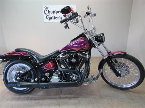 1996 Harley-Davidson softail custom in Temecula, California - Photo 17