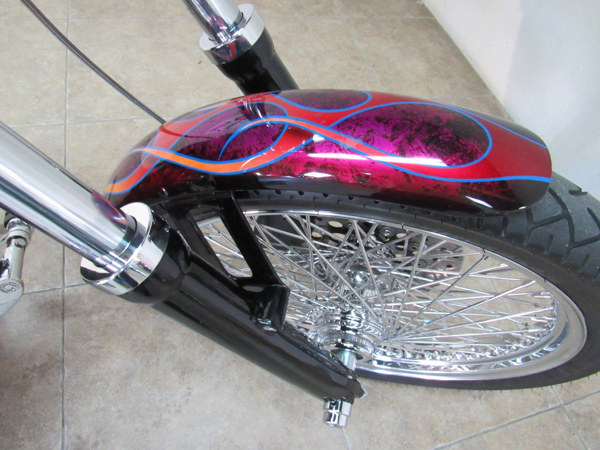 1996 Harley-Davidson softail custom in Temecula, California - Photo 24