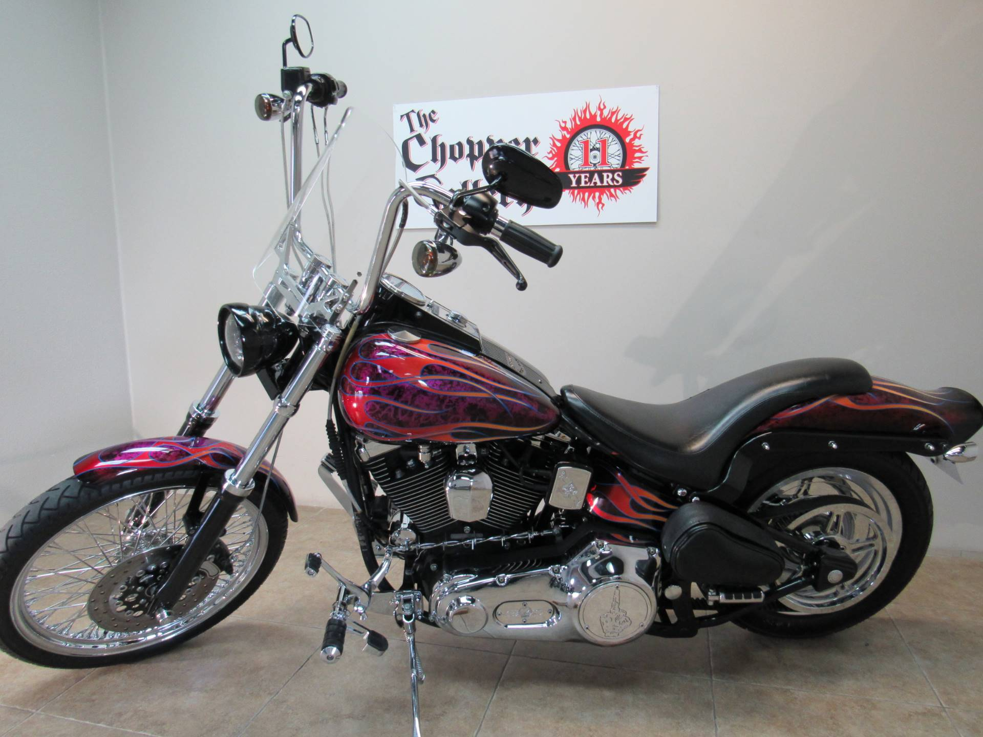 1996 Harley-Davidson softail custom in Temecula, California - Photo 2