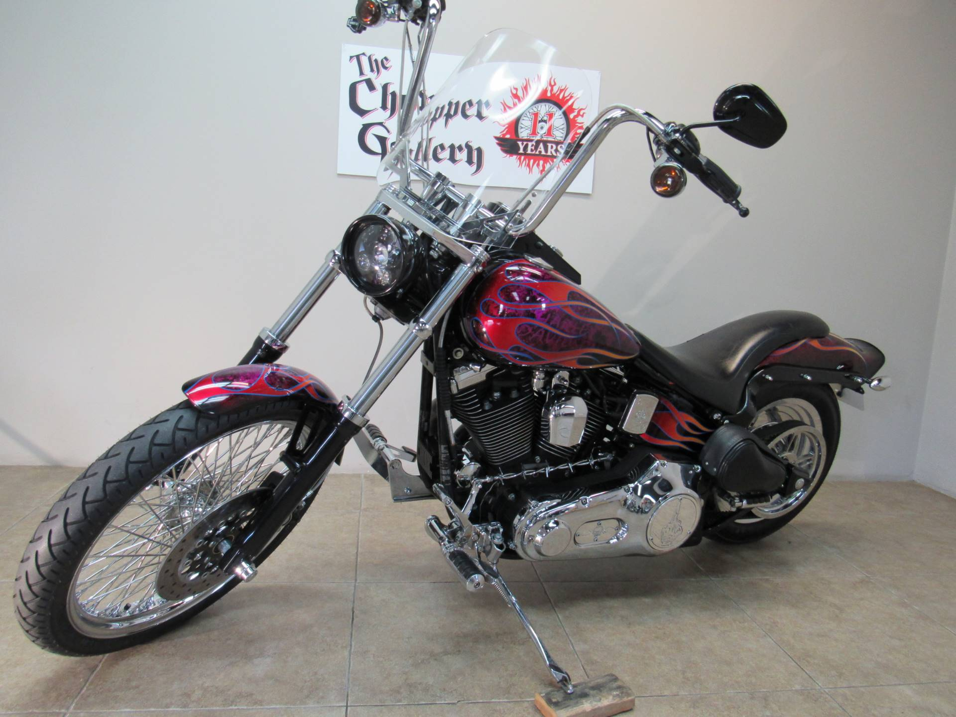 1996 Harley-Davidson softail custom in Temecula, California - Photo 23