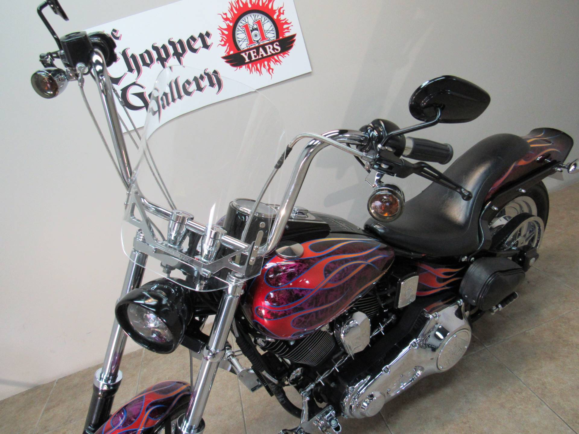 1996 Harley-Davidson softail custom in Temecula, California - Photo 32