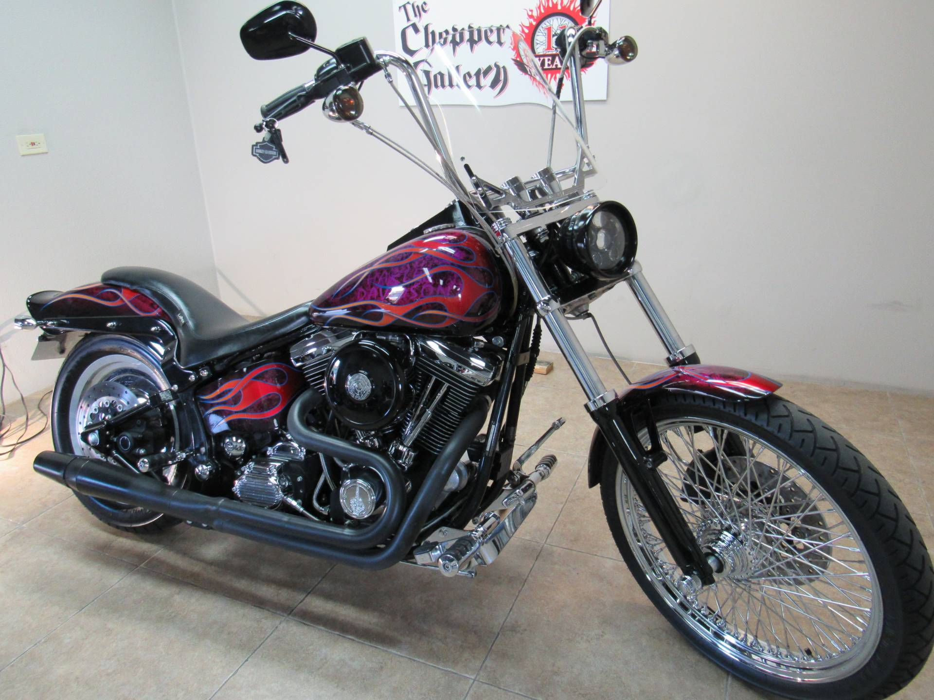 1996 Harley-Davidson softail custom in Temecula, California - Photo 36