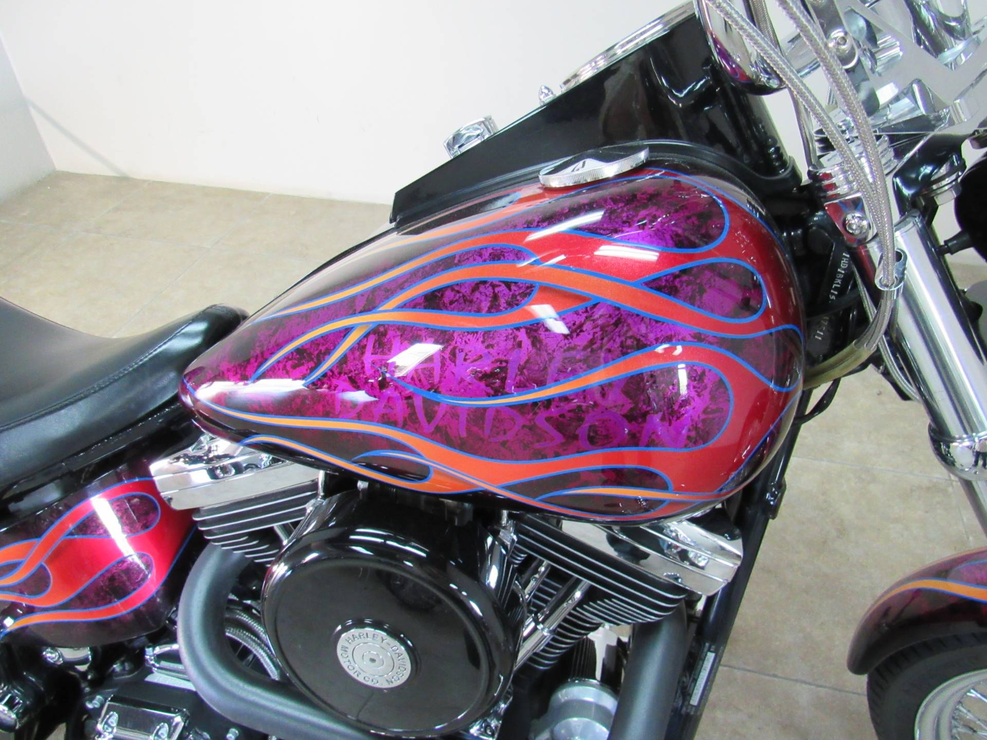 1996 Harley-Davidson softail custom in Temecula, California - Photo 18