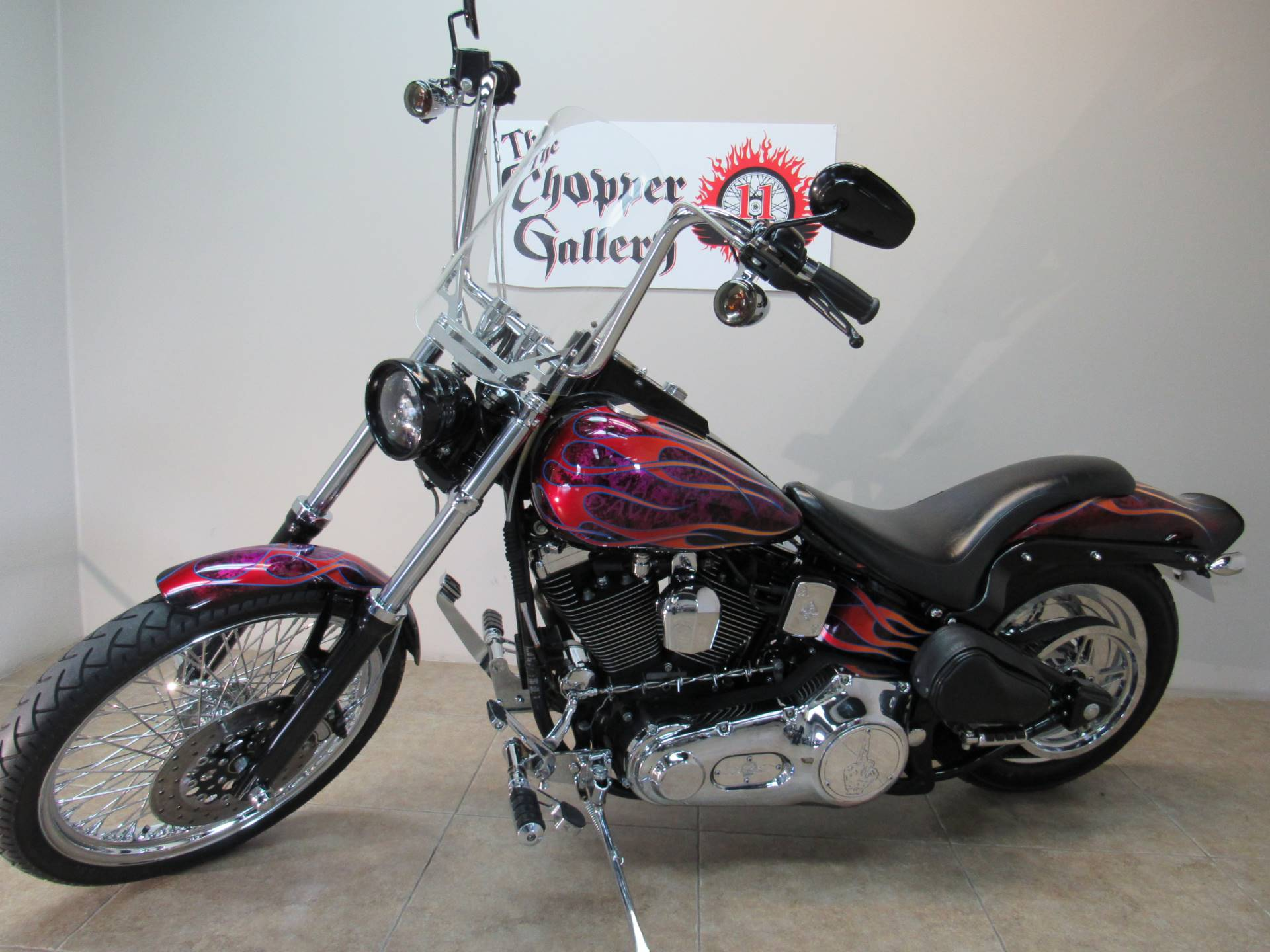 1996 Harley-Davidson softail custom in Temecula, California - Photo 37