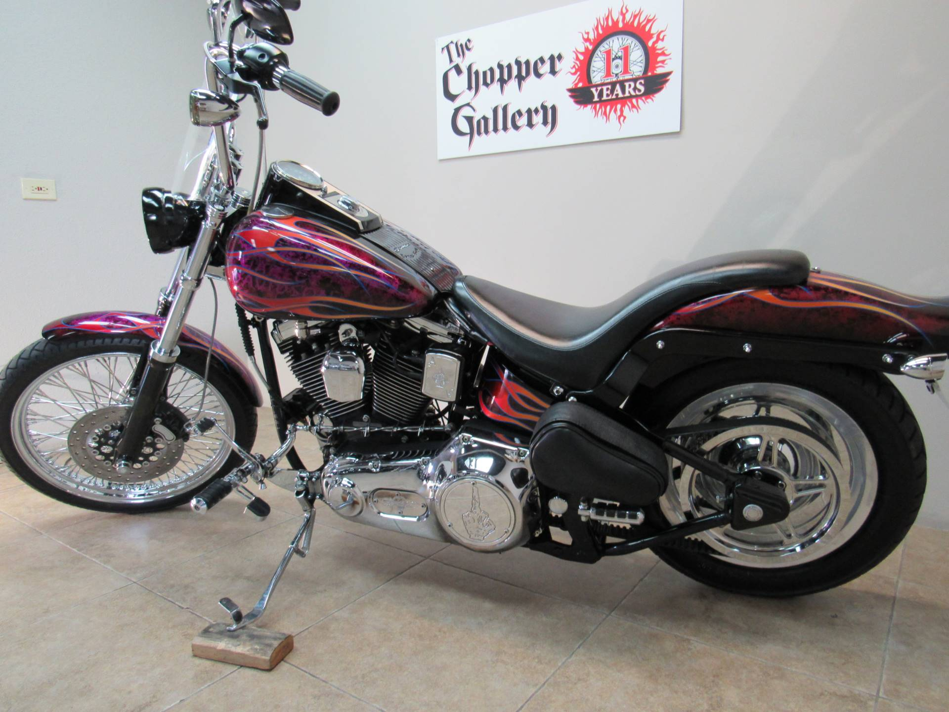 1996 Harley-Davidson softail custom in Temecula, California - Photo 40